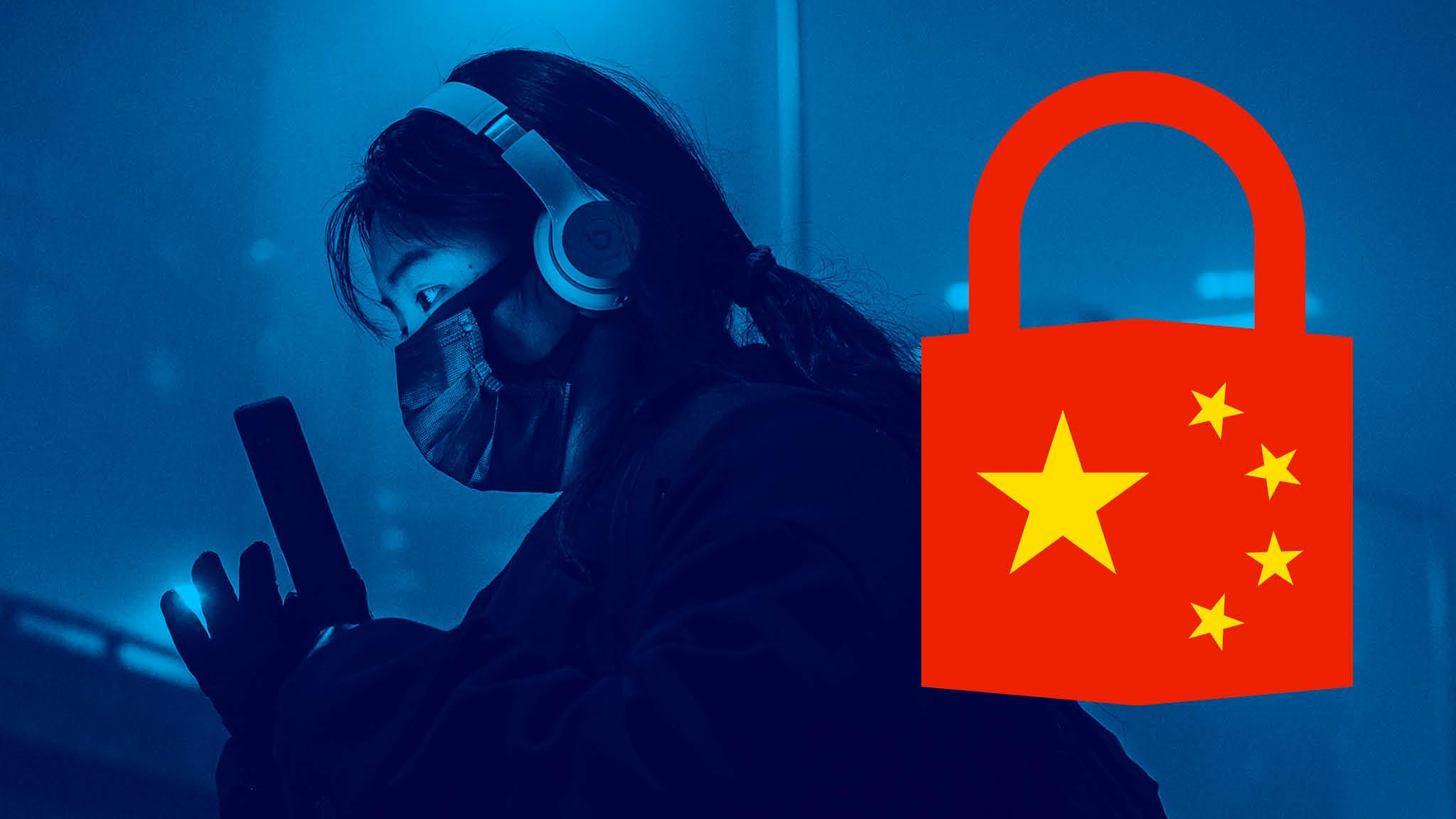 ~UPD~ China Targets Big Websites In Internetcrackdown