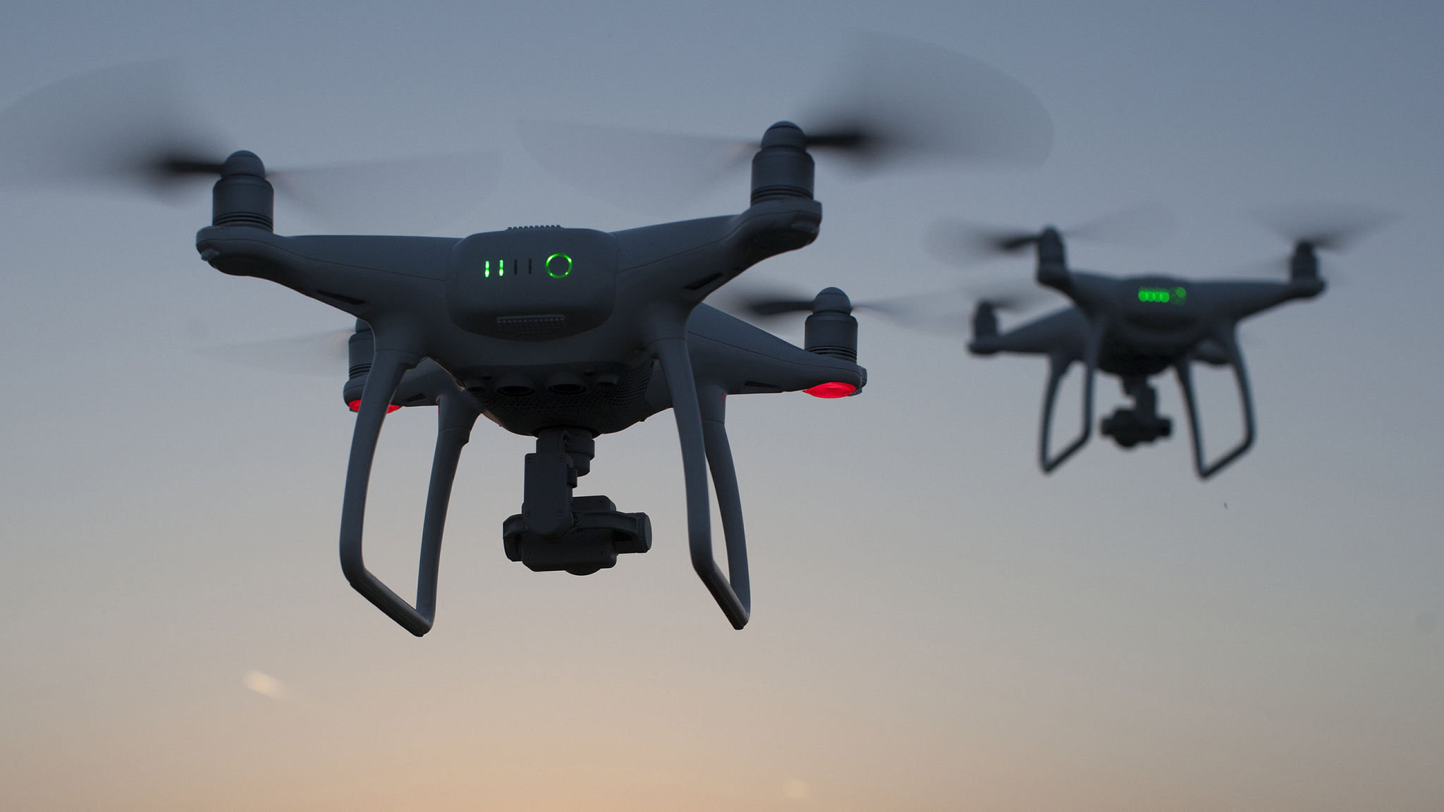 Drone risk to aircraft is rising sharply, UK safety experts warn