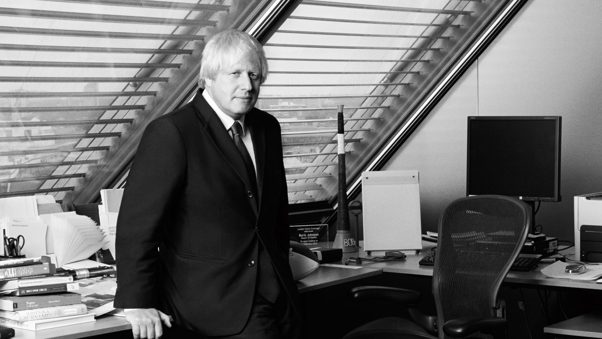 Does Boris Johnson want to be prime minister?