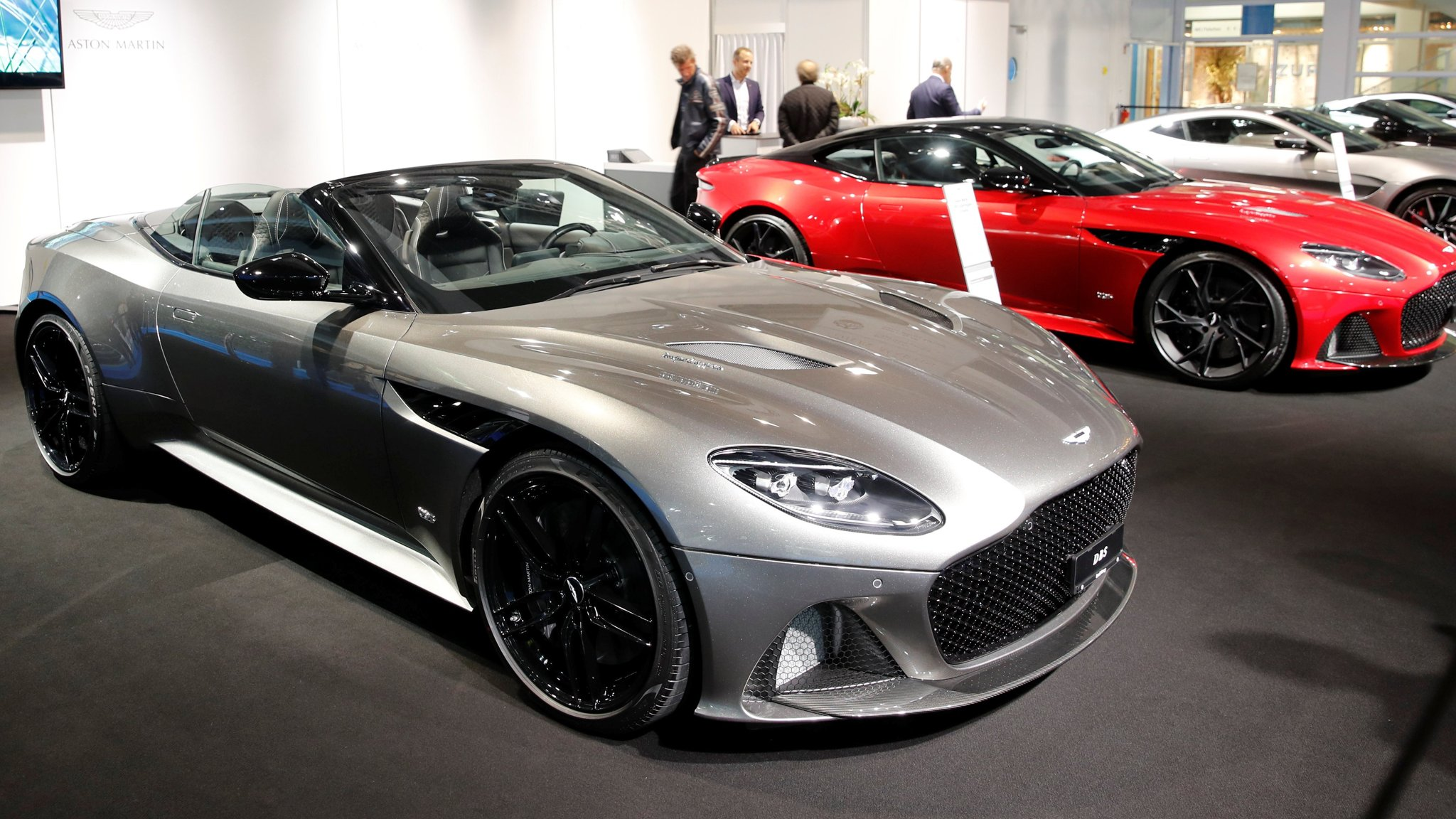 Geely In Talks To Pump Cash Into Aston Martin Financial Times