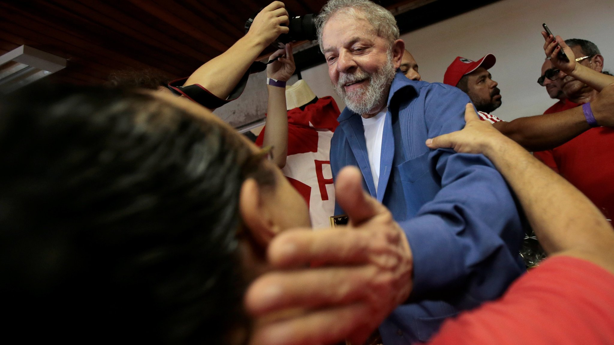 Brazil's Lula plots comeback despite corruption conviction