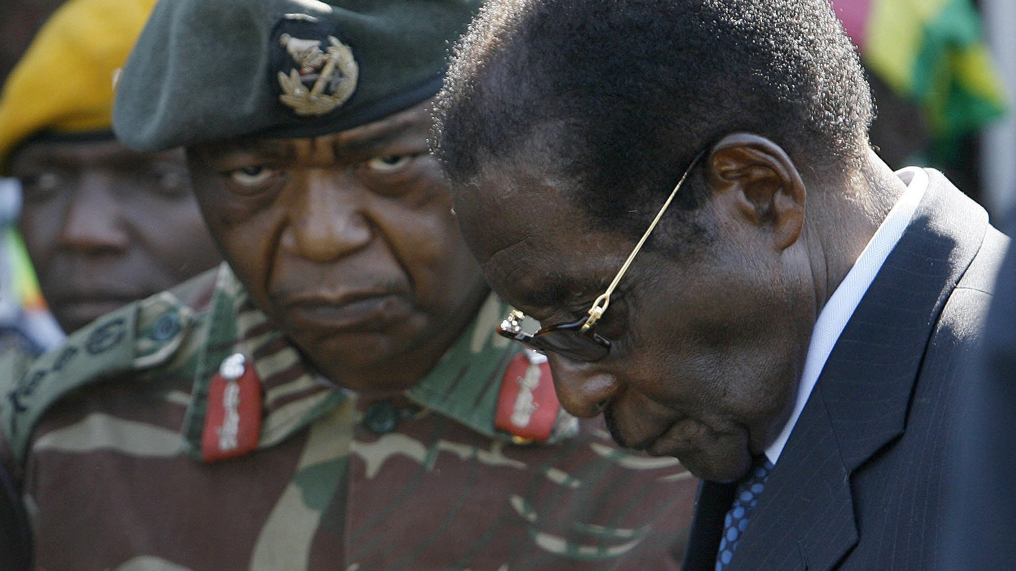 Zimbabwe army seizes power