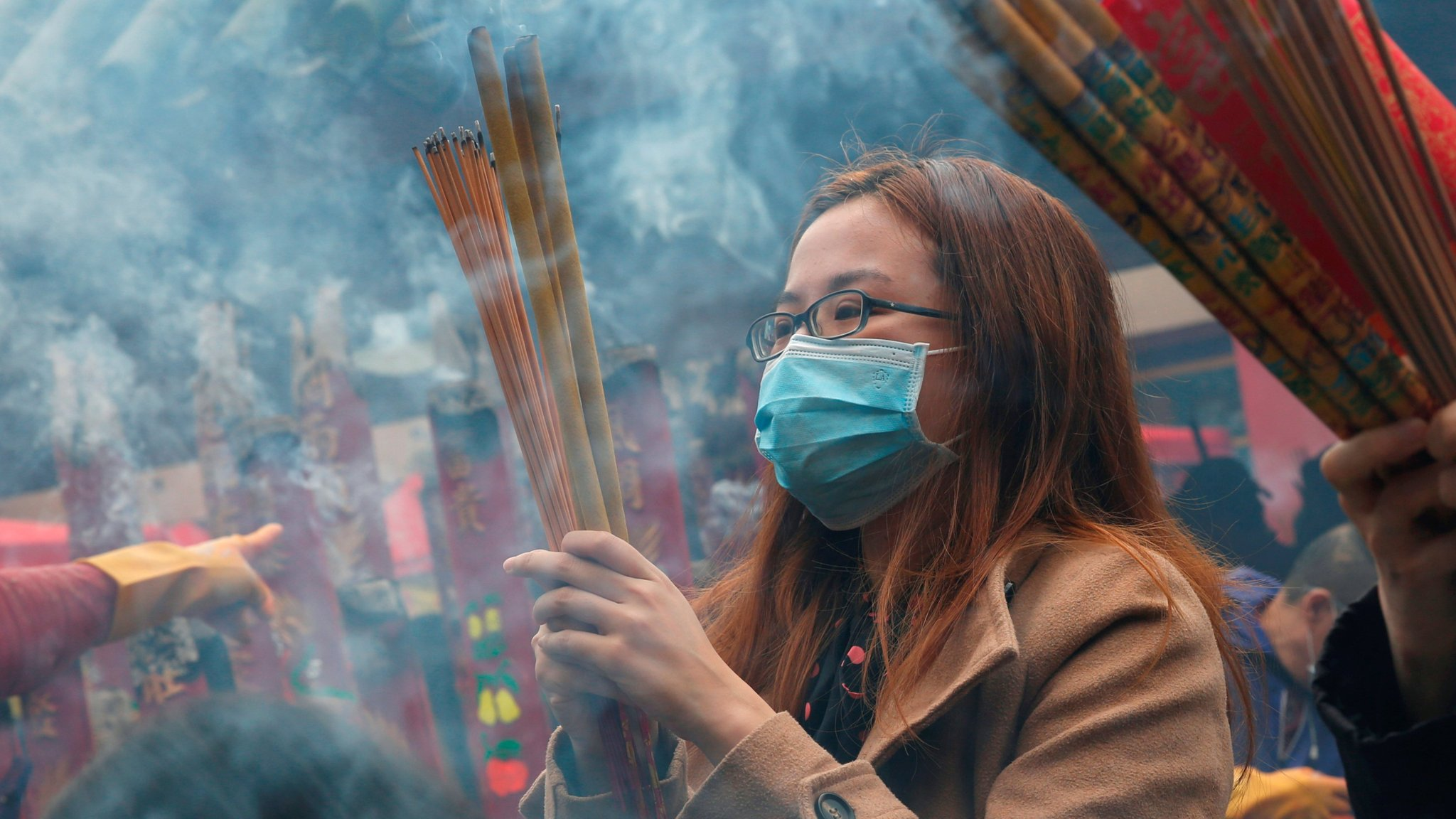 Taiwan bars visitors from China as coronavirus spreads