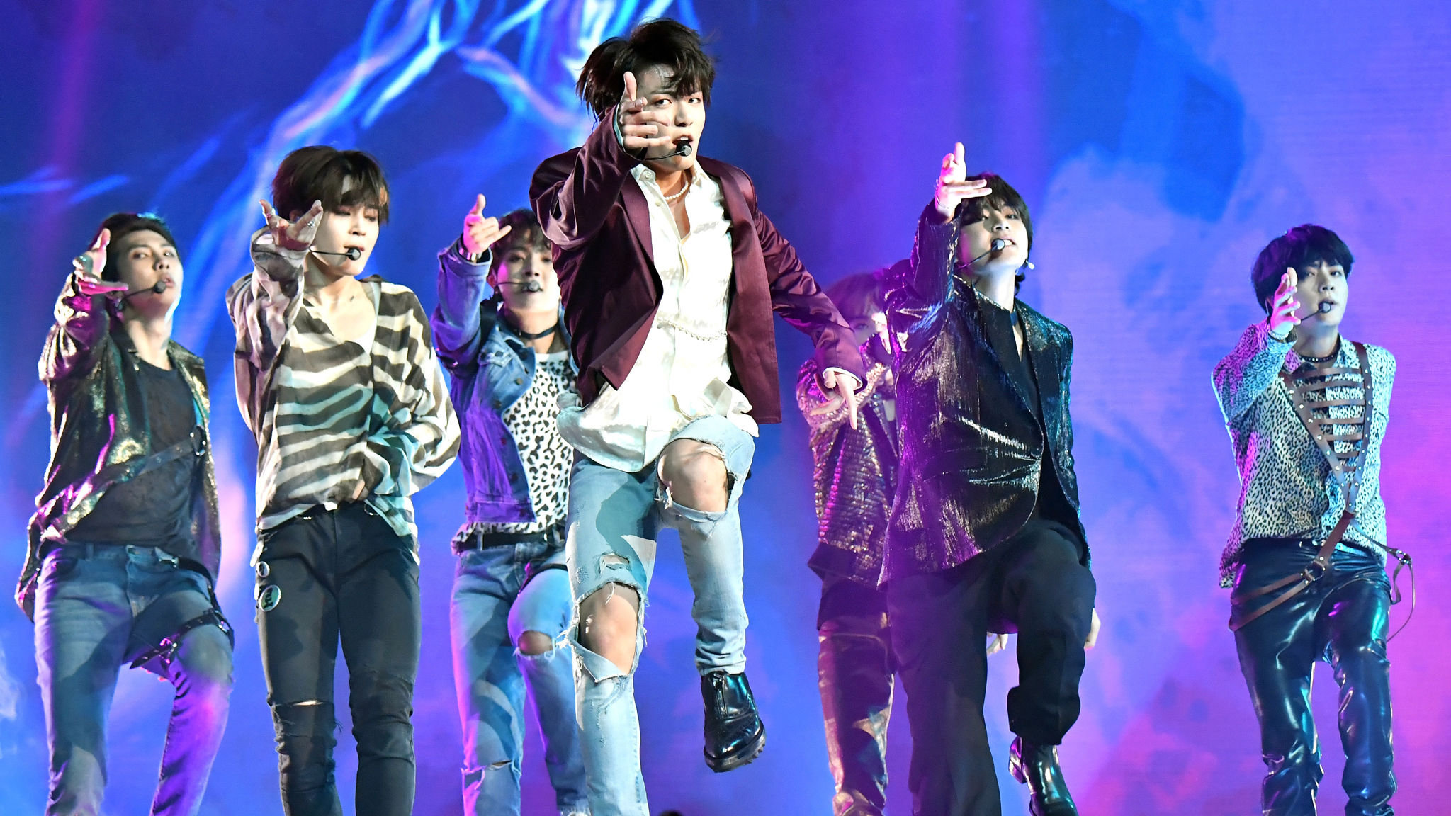 South Korean boyband BTS's new album, Map of the Soul Persona, is ...