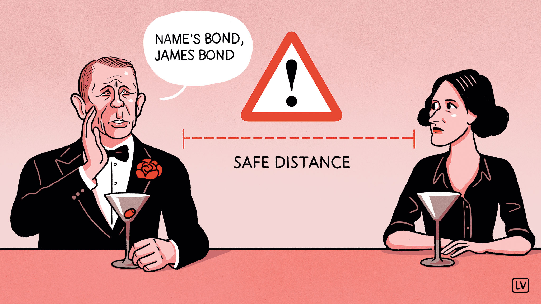 Decaf Latte Frothed Not Foamed A James Bond For Our Times