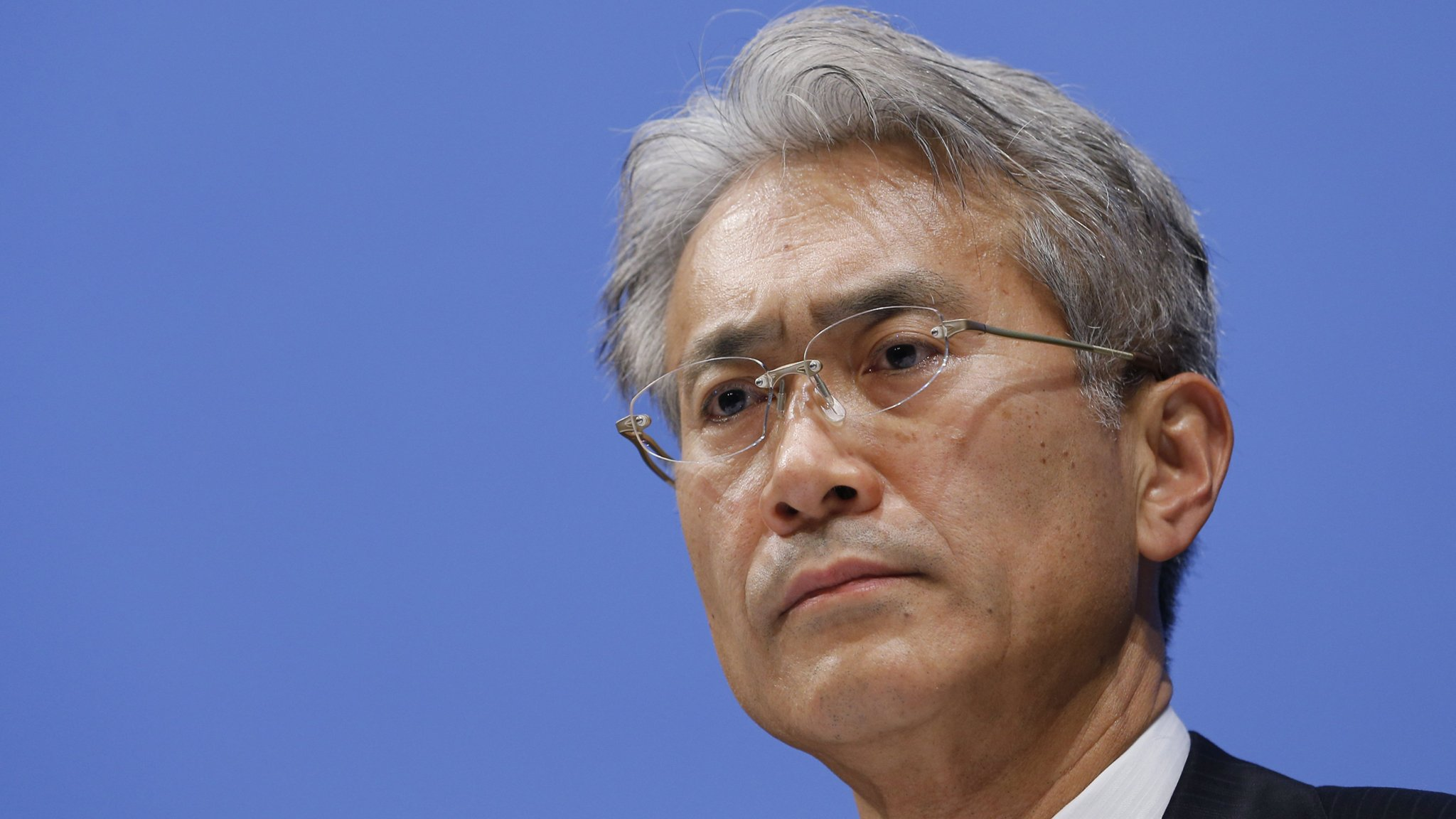 Sony names CFO as its new chief executive