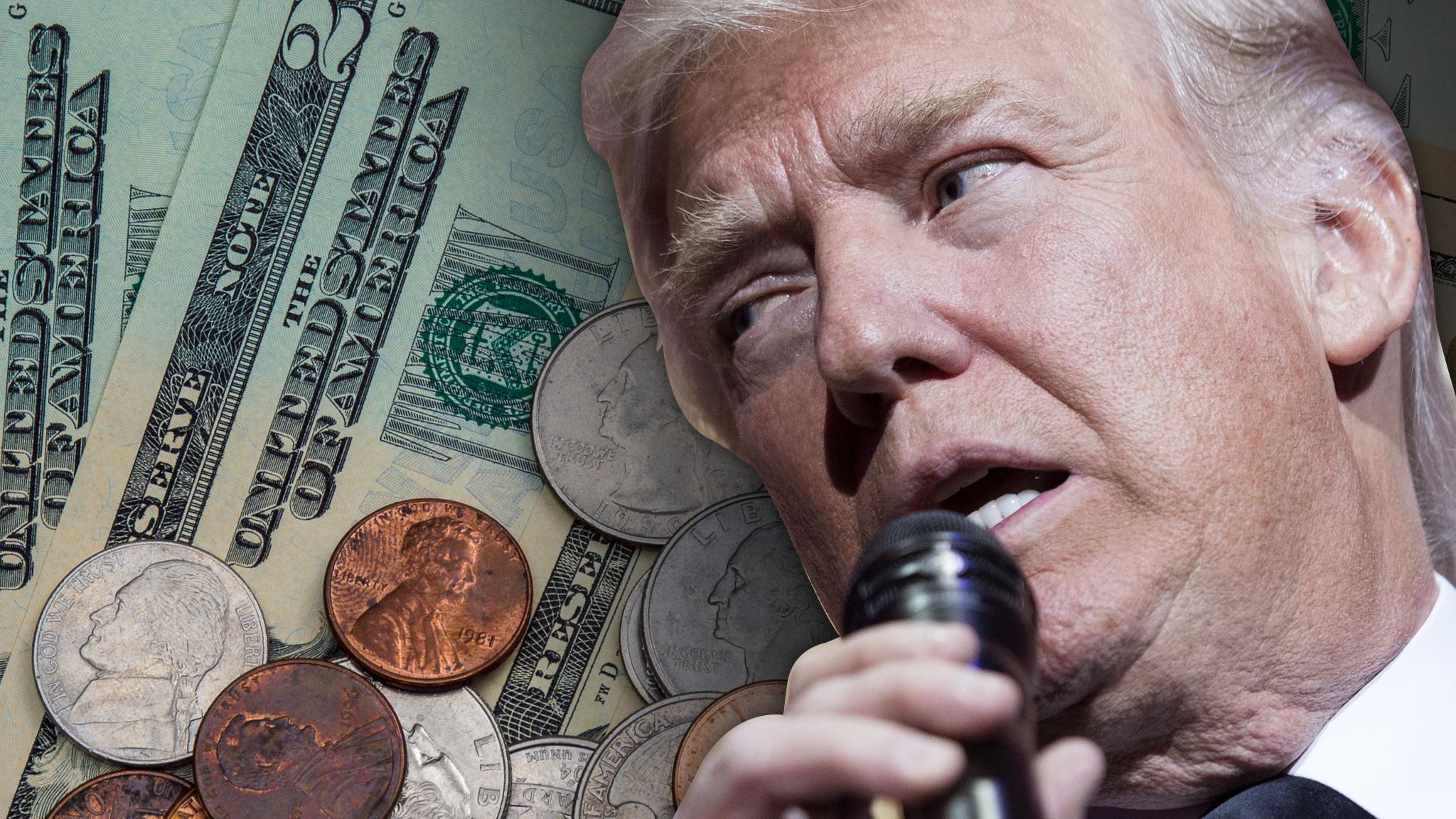 US companies put brakes on cash spending