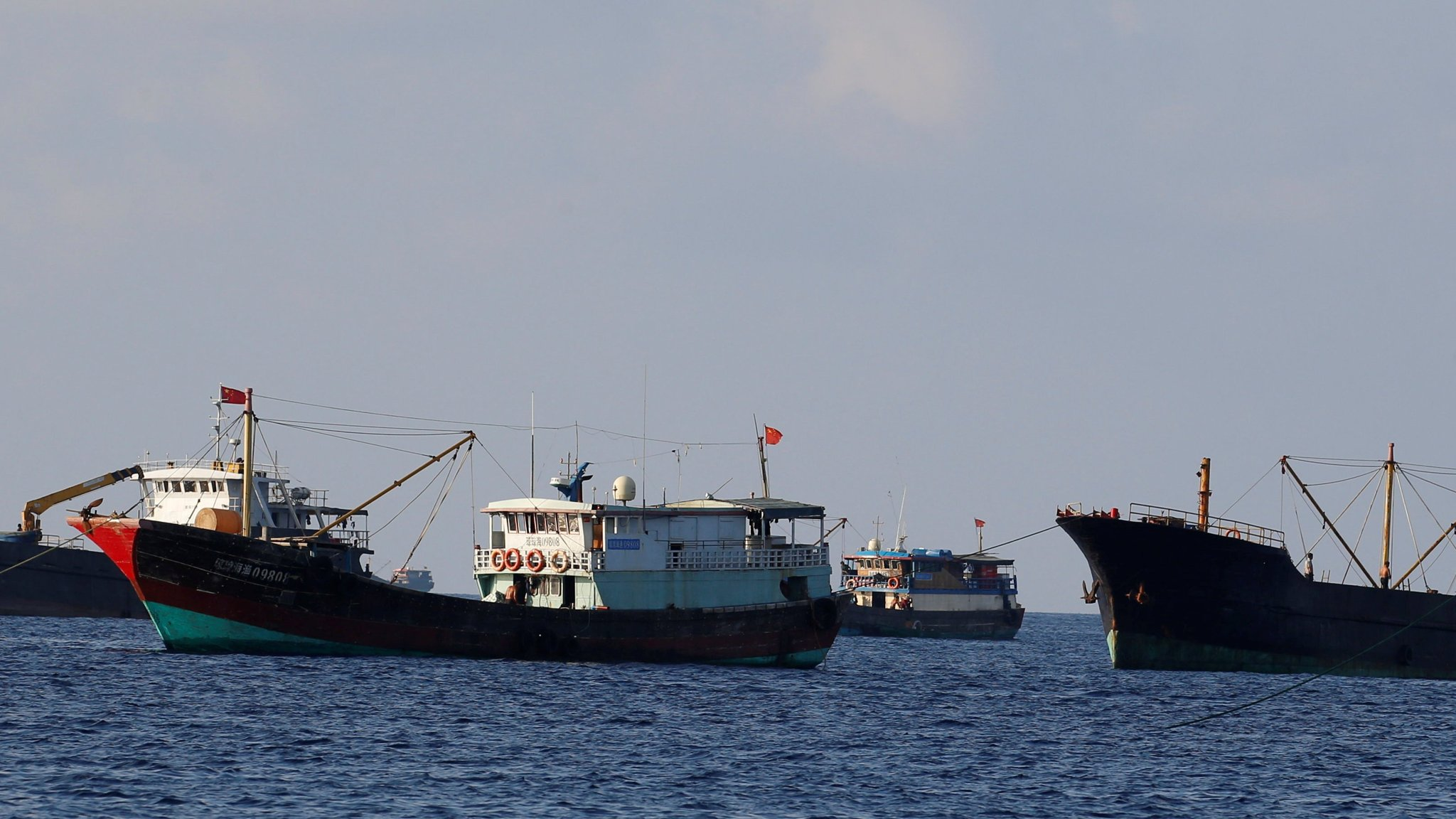 China's long-distance fishing fleet reliant on subsidies