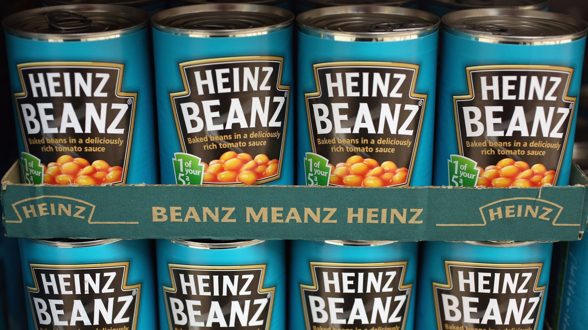 Image result for Tins of Beans