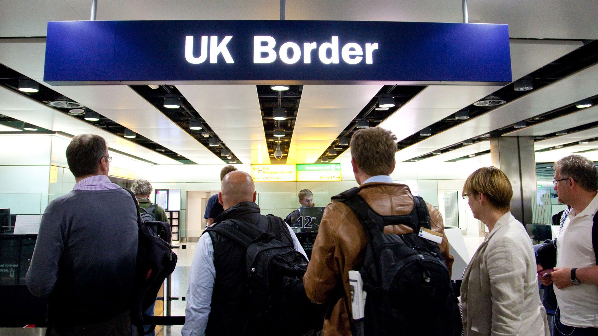 EU nationals seek passport stamps ahead of Brexit
