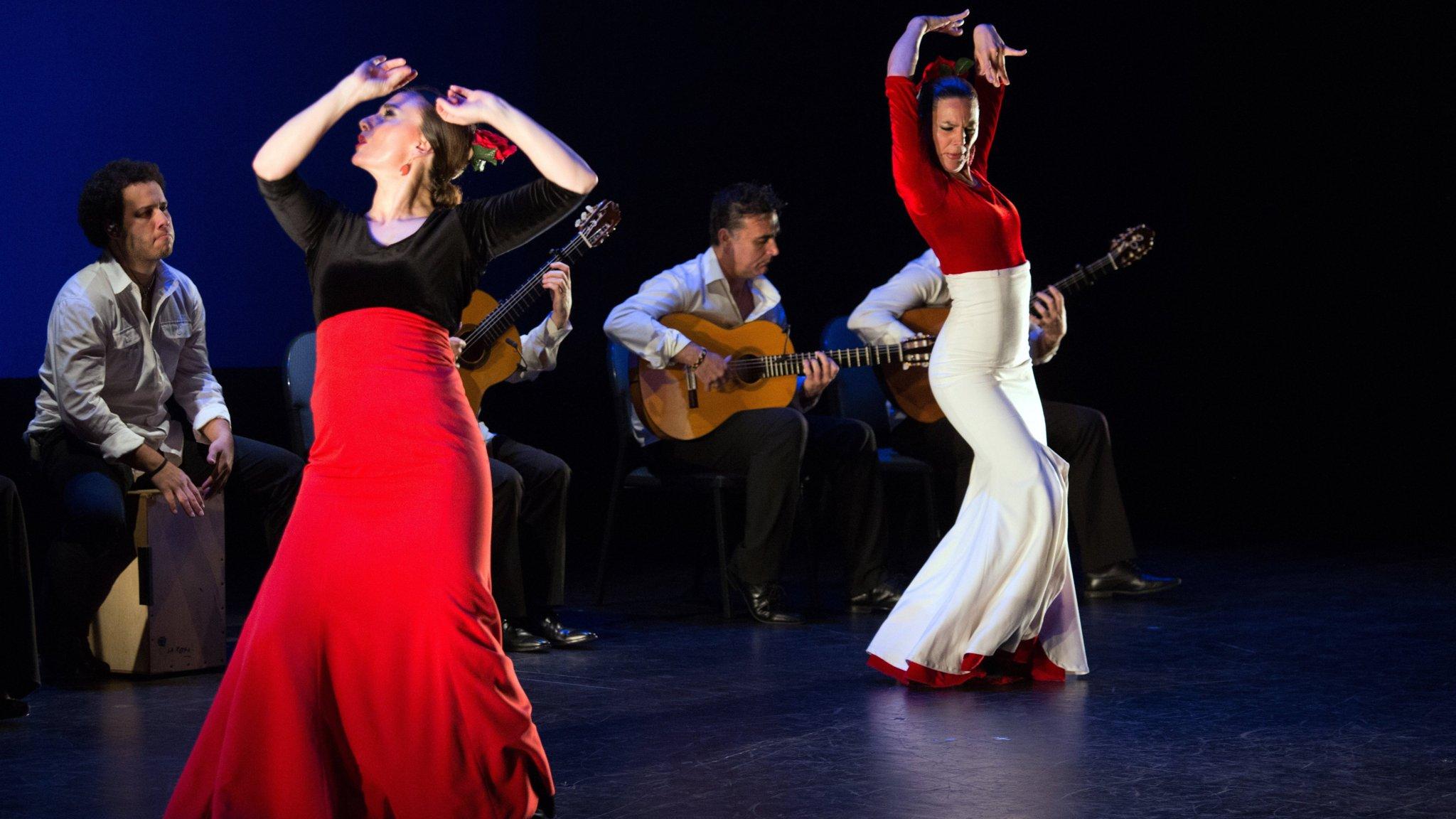 paco peña flamenco dance company sadler u0027s wells u2014 technical bravura