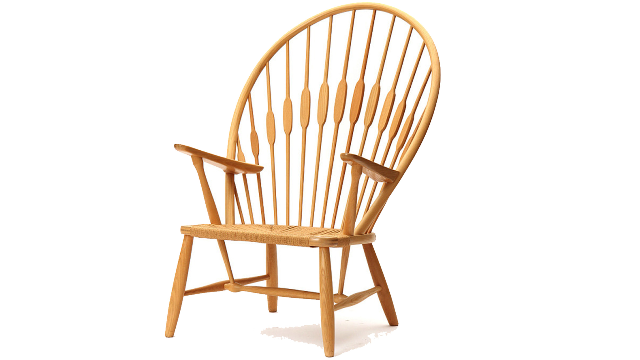 design classic the peacock chair by hans wegner financial times
