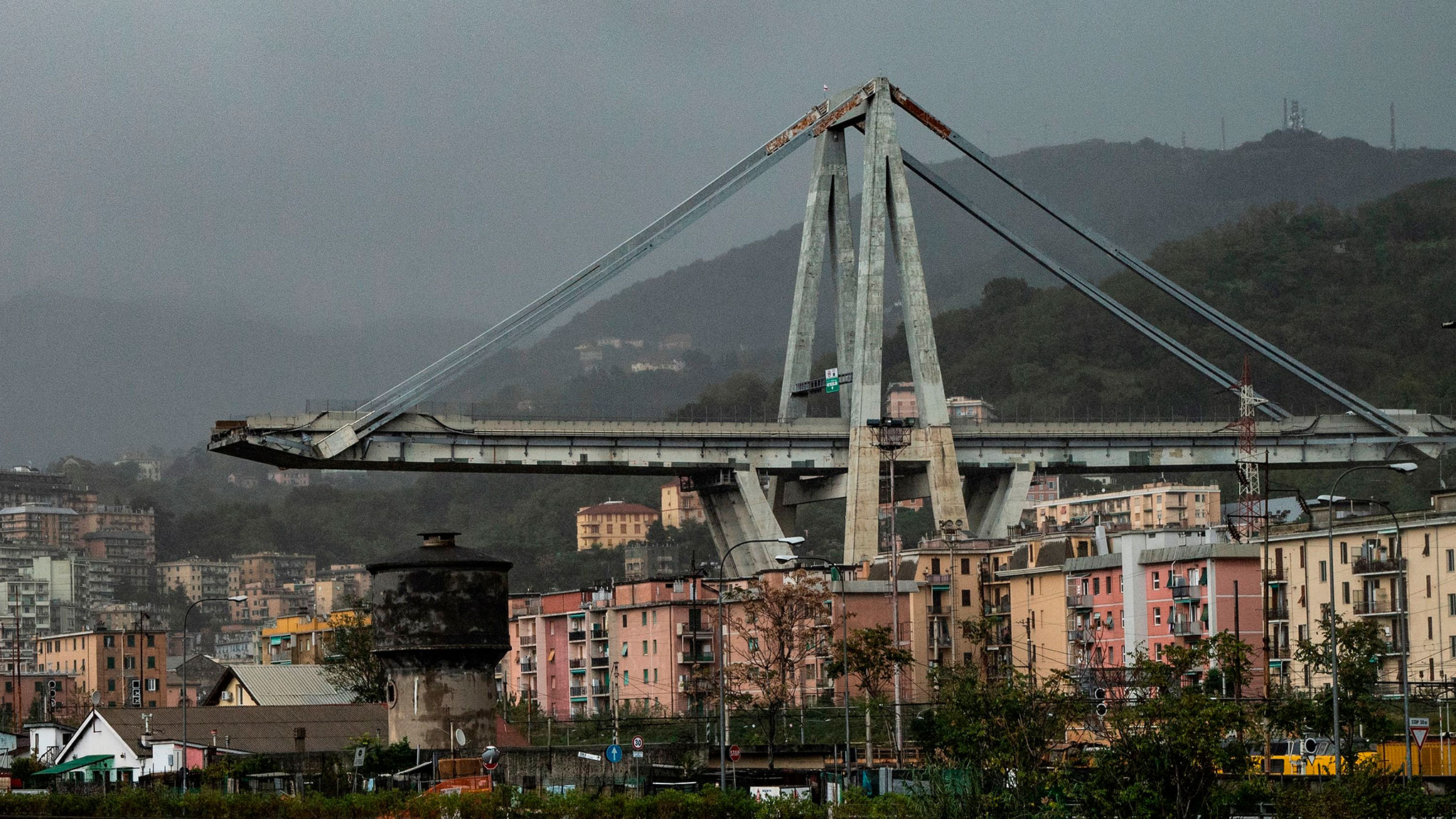 When Bridges Collapse: The Genoa Disaster, BBC2 — are our