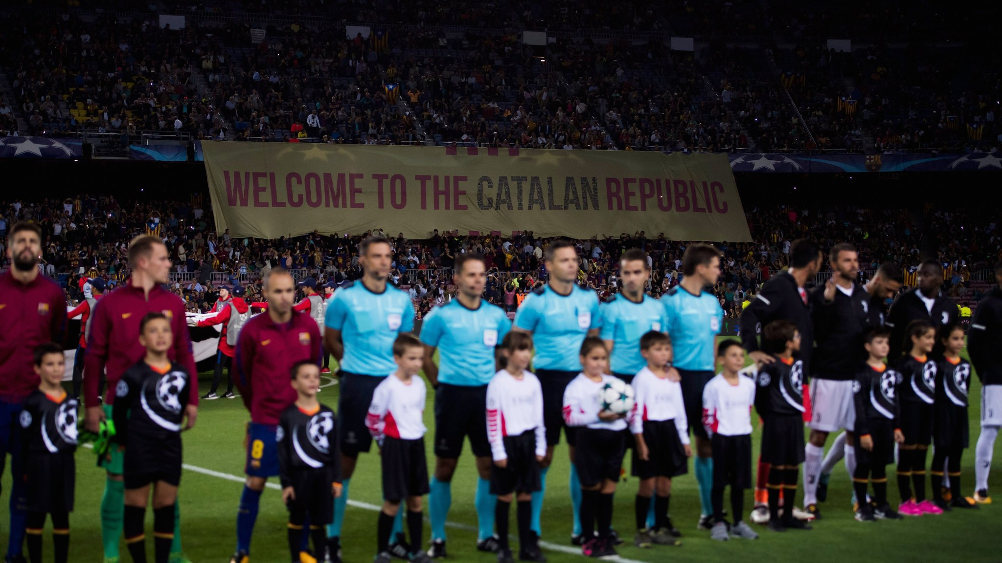 More Than A Football Club Why Barca Is A Force In Catalan Nationalism Financial Times