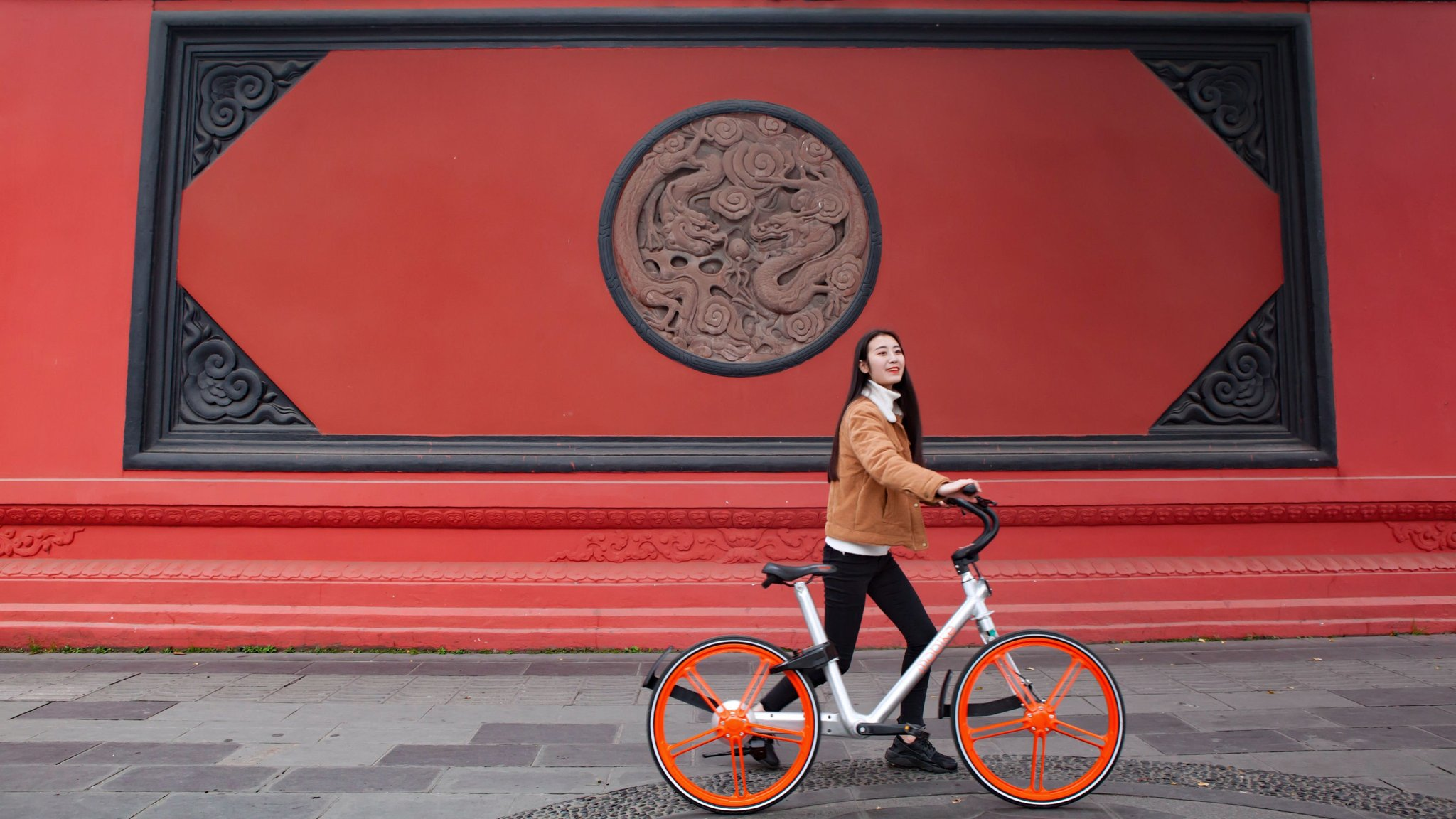 Image result for China's top bike-sharing company cycles into London