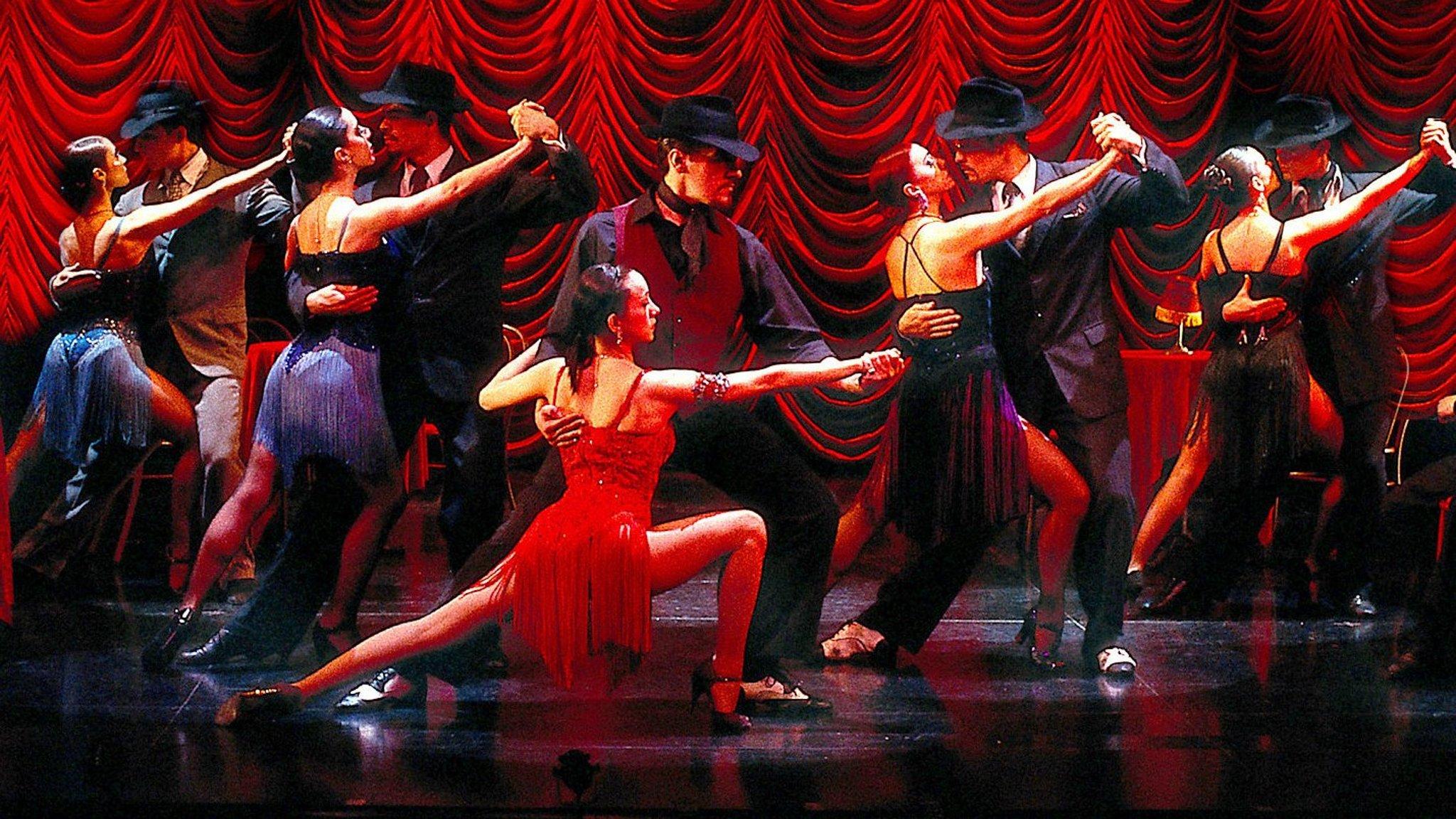 Tanguera Sadlers Wells London Vivacious Financial Times Steps In Addition Waltz Dance On Tango Diagram