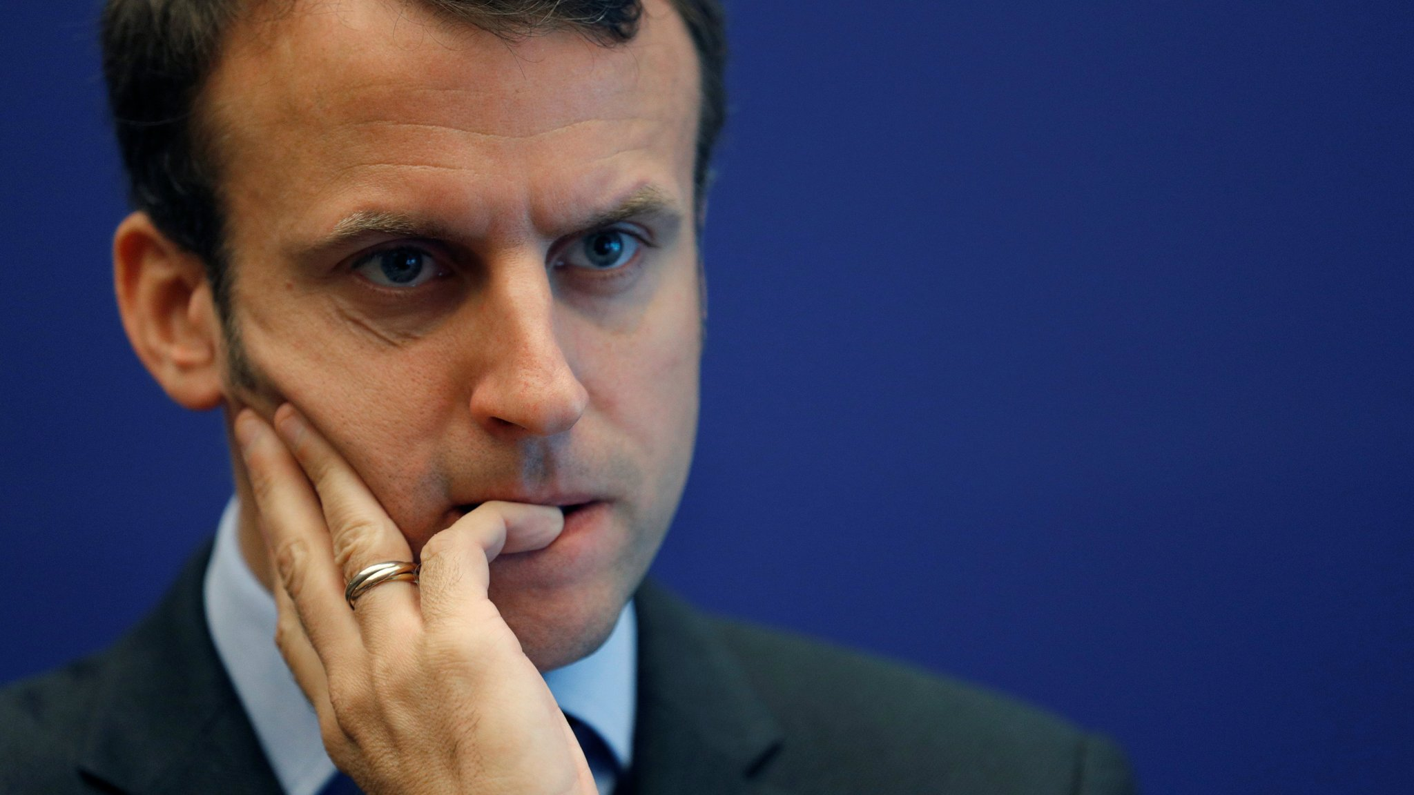 Emmanuel Macron Resigns As France S Economy Minister Financial Times