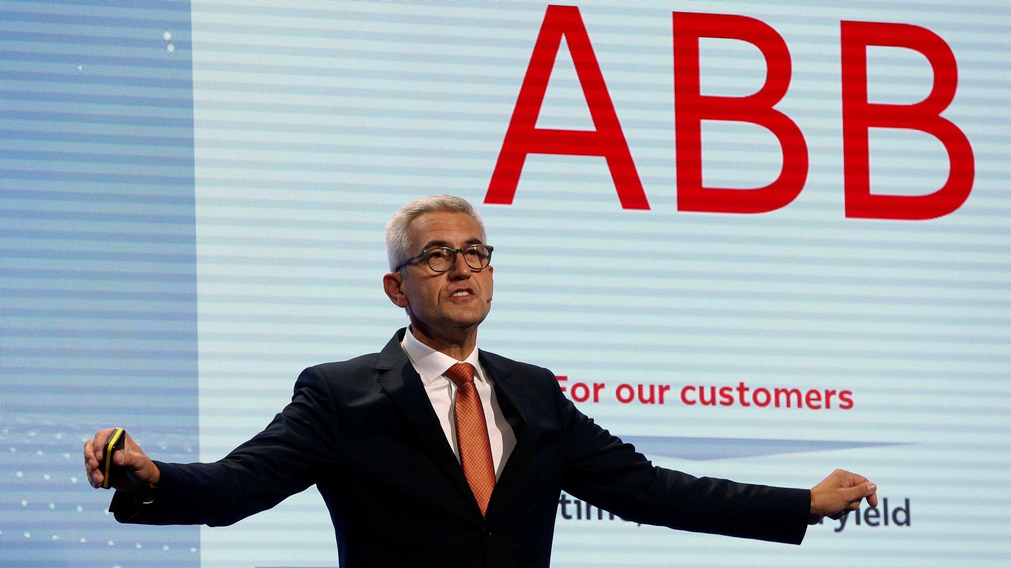 ABB chief warns US jobs put at risk by Trump steel tariffs