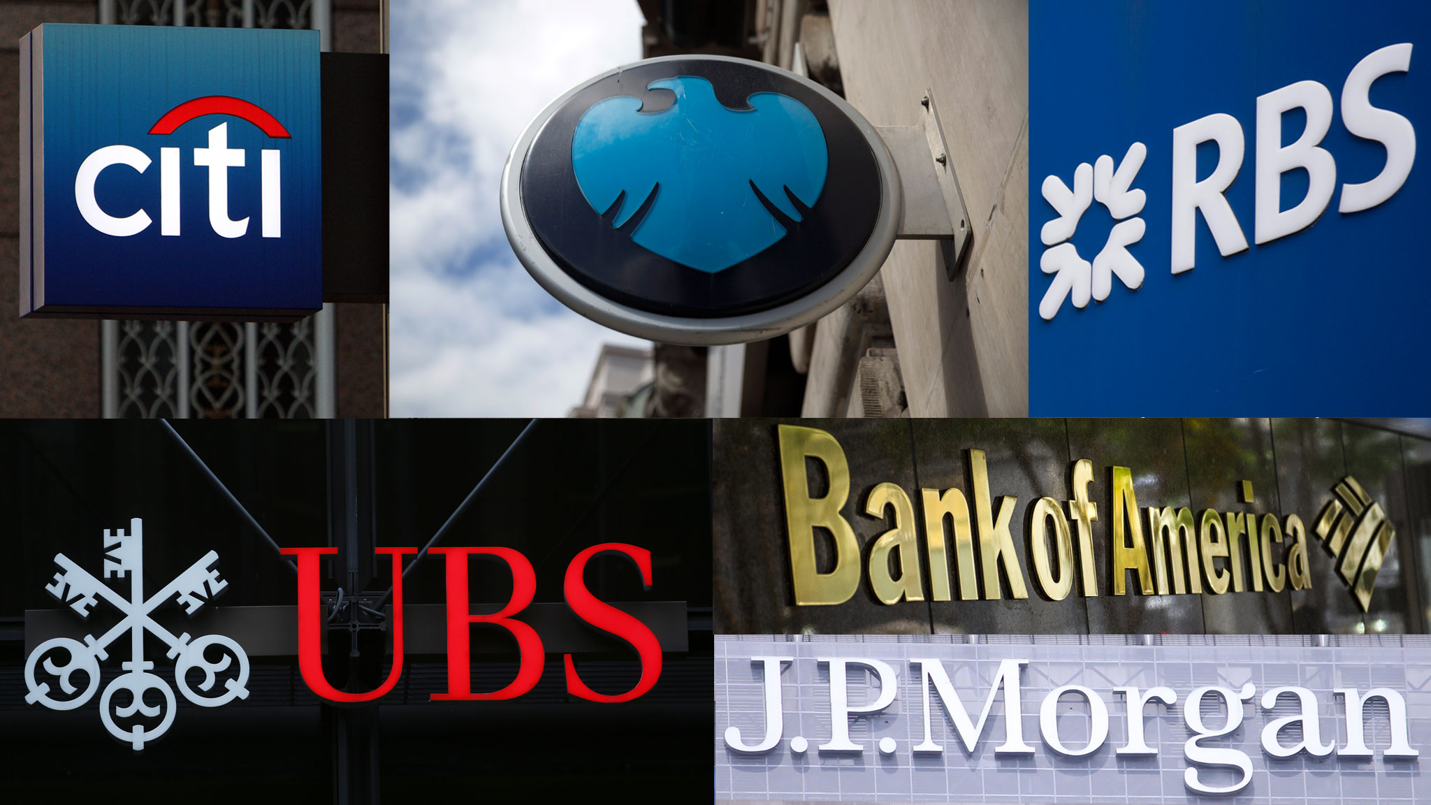 Forex fines banks