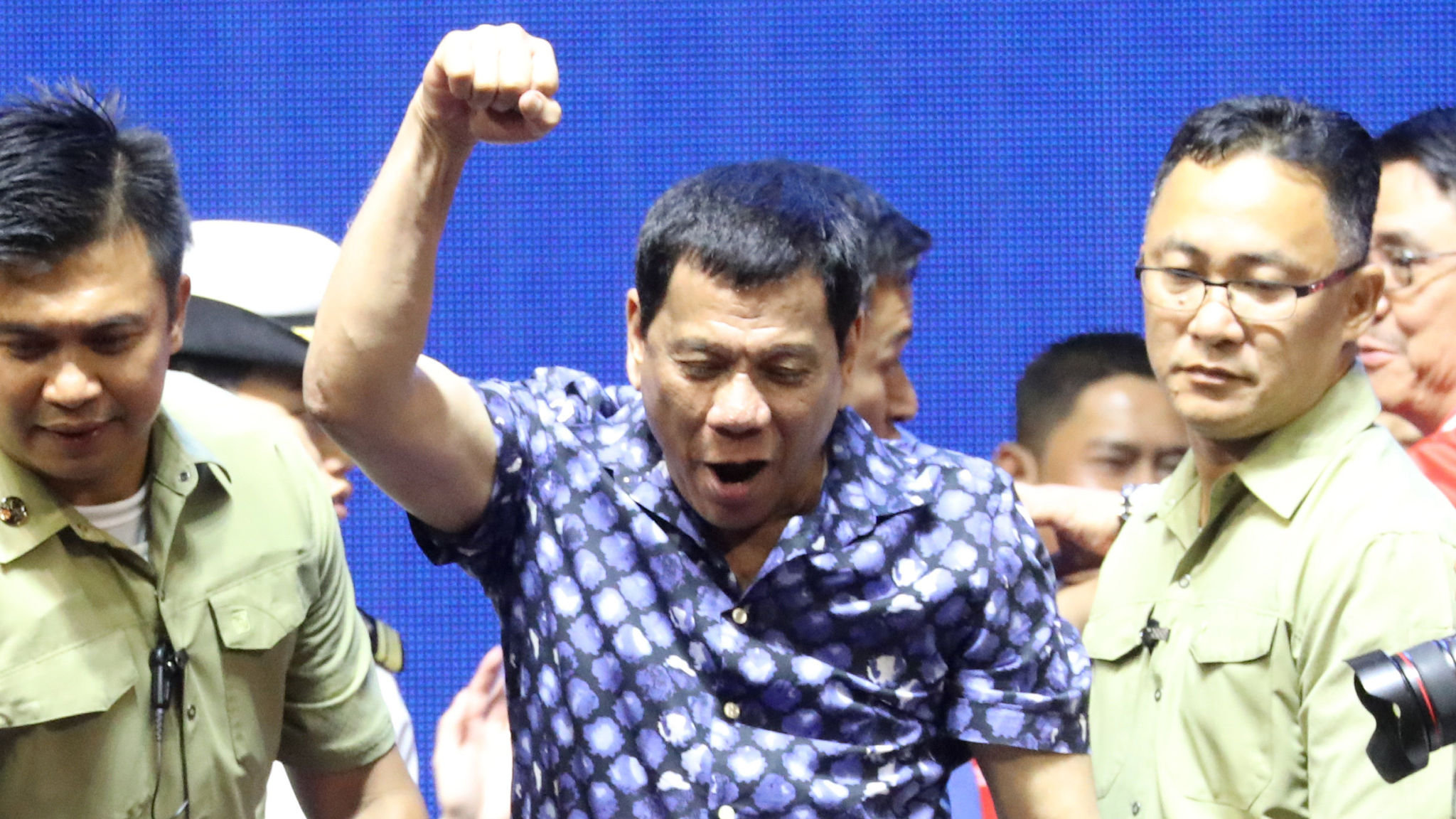 Duterte allies crush opposition in Philippine midterm elections | Financial Times