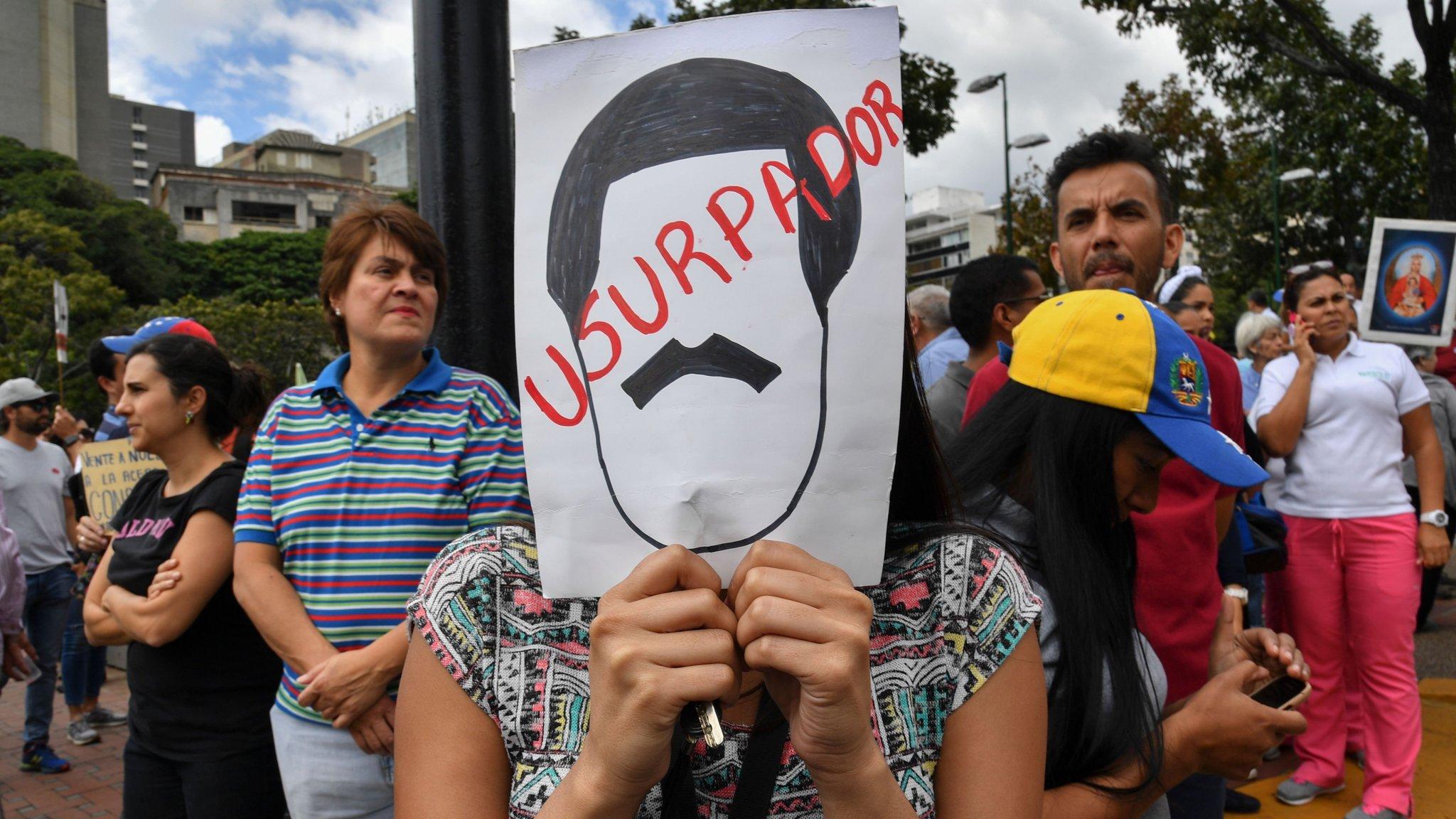 Venezuelan Scientist Offers Reality >> Venezuela Crisis Unites Trump And Bolsonaro For Now Financial Times