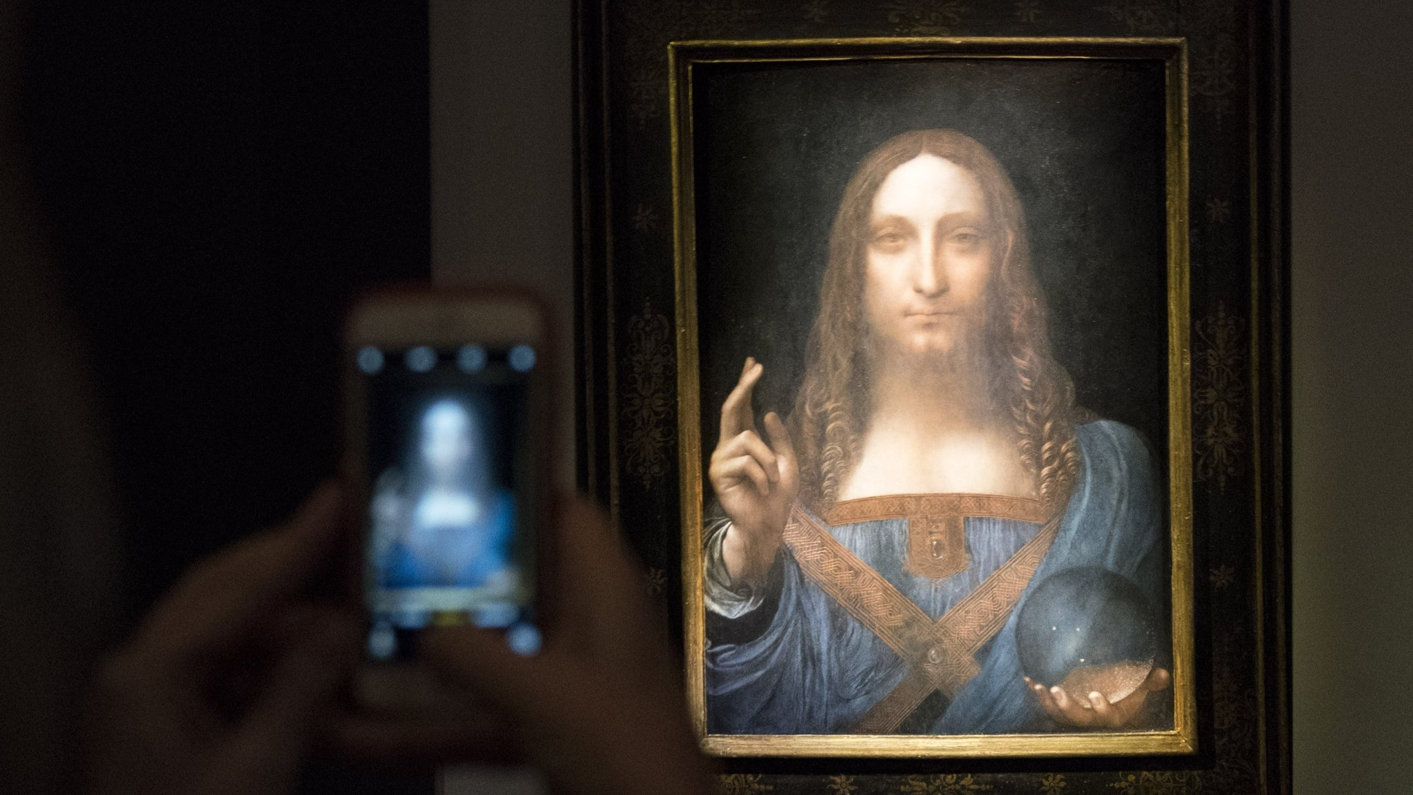$450m Leonardo painting 'acquired' for Louvre Abu Dhabi