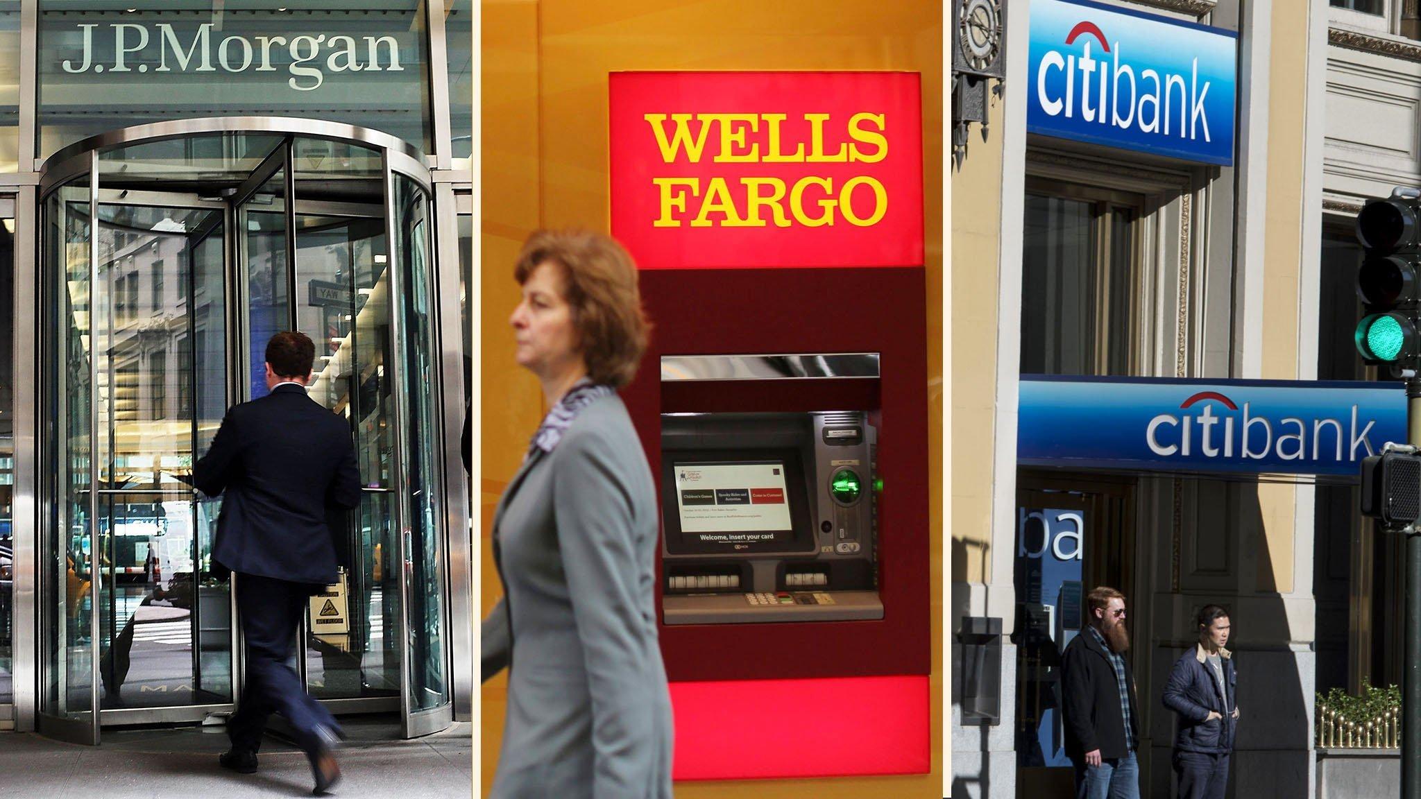 JPMorgan and Citi fail to impress investors despite strong