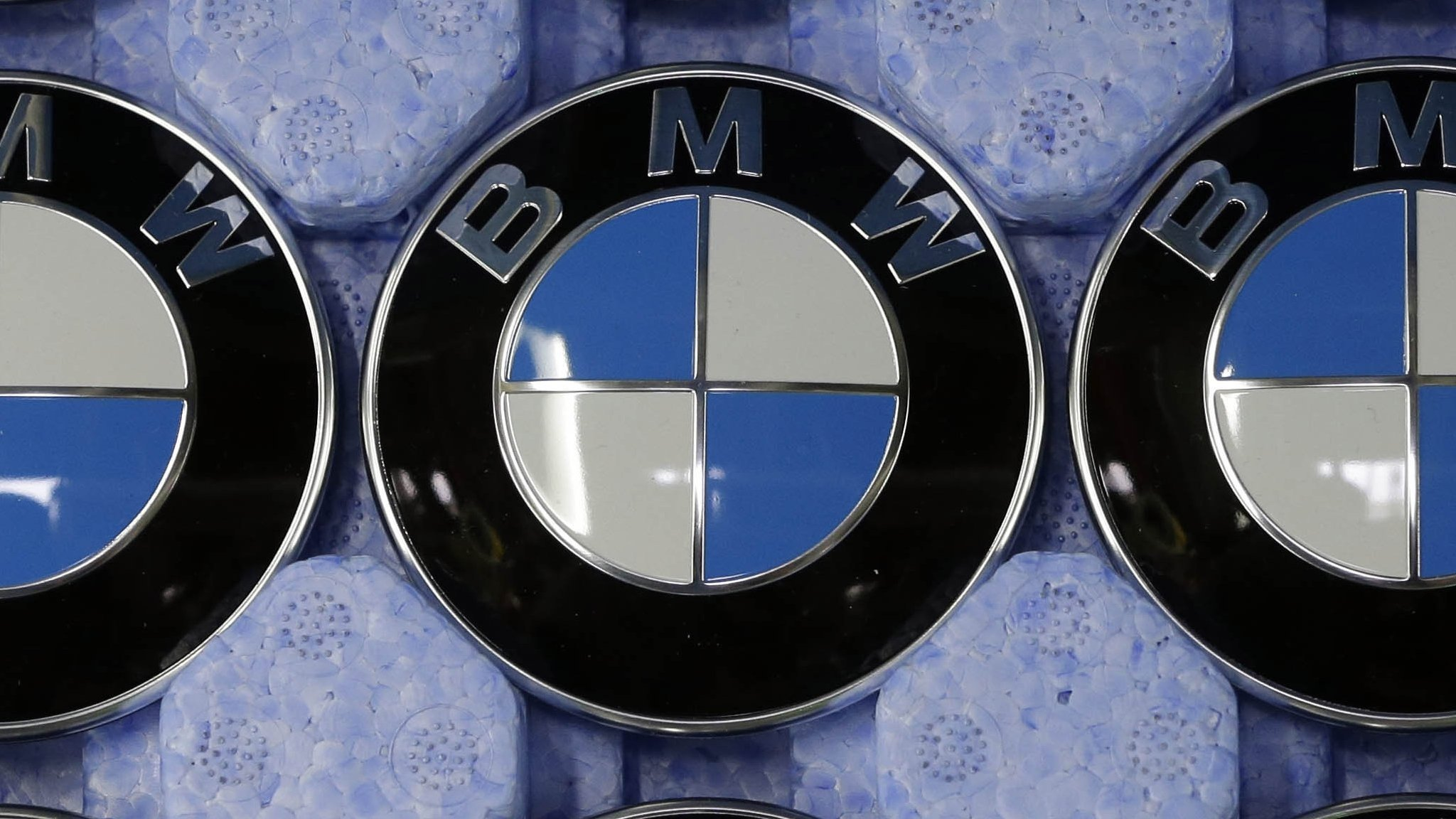 BMW car production disrupted due to supply problems