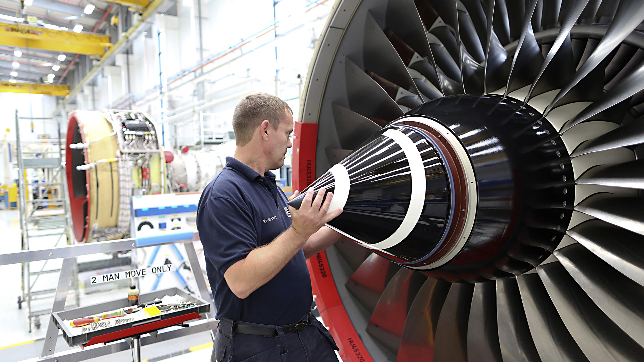 Rolls Royce reports biggest loss with drop in every division