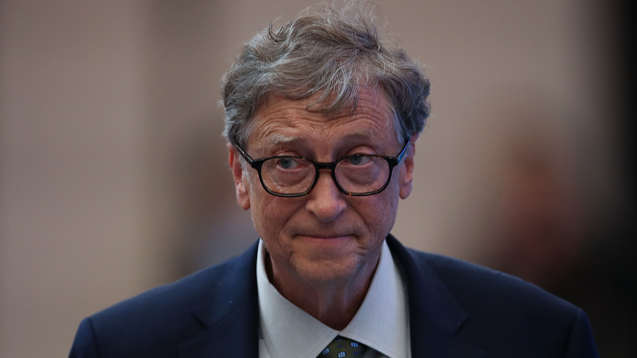 Bill Gates: world needs to move faster on tackling inequality