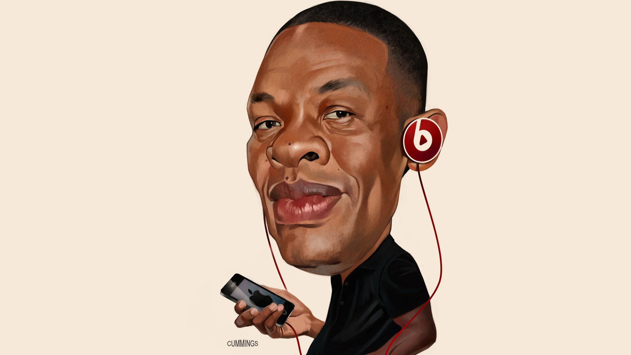 Dr Dre: hip-hop's first billionaire