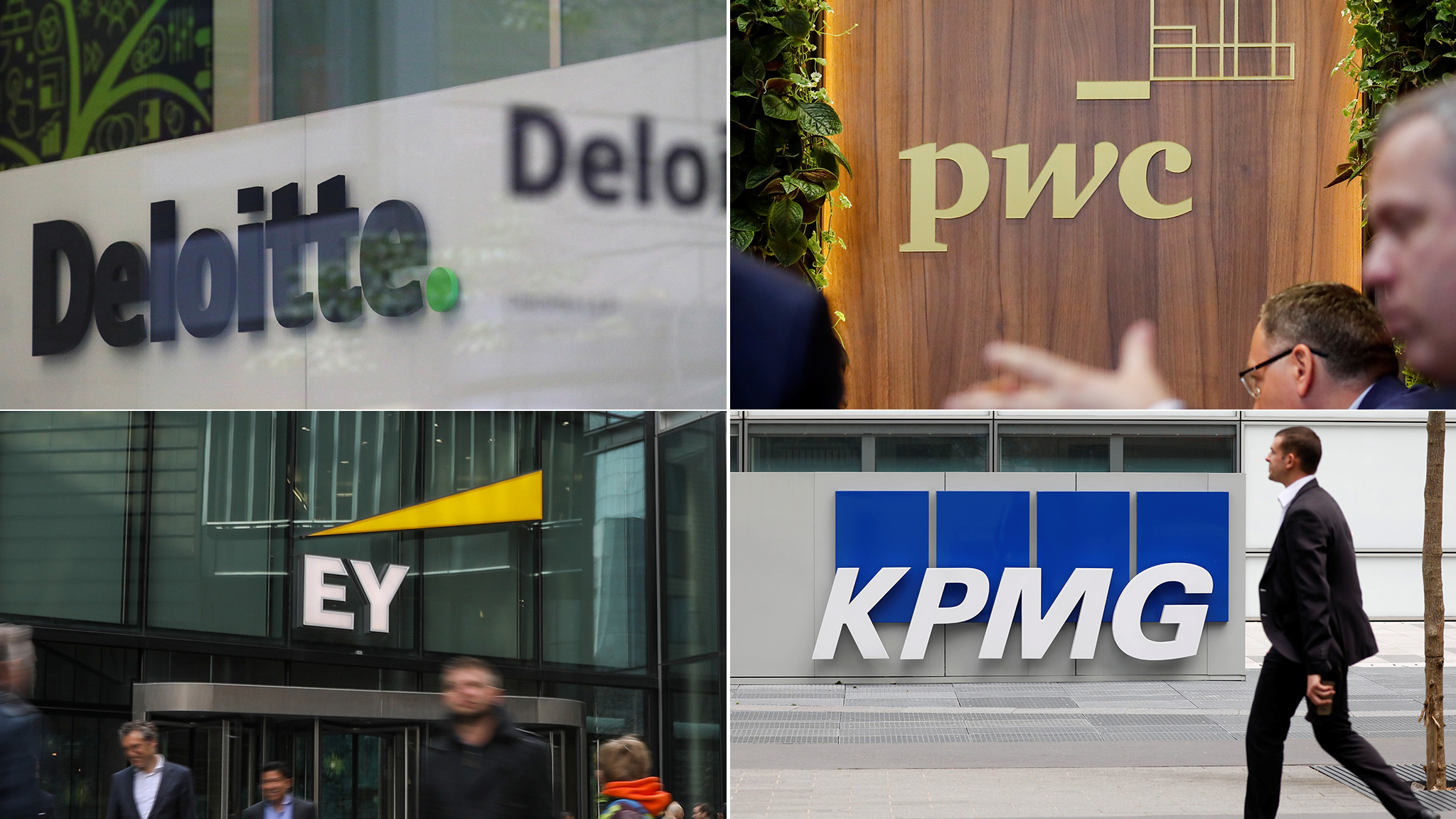 Multi-firm audits can break the Big Four's oligopoly