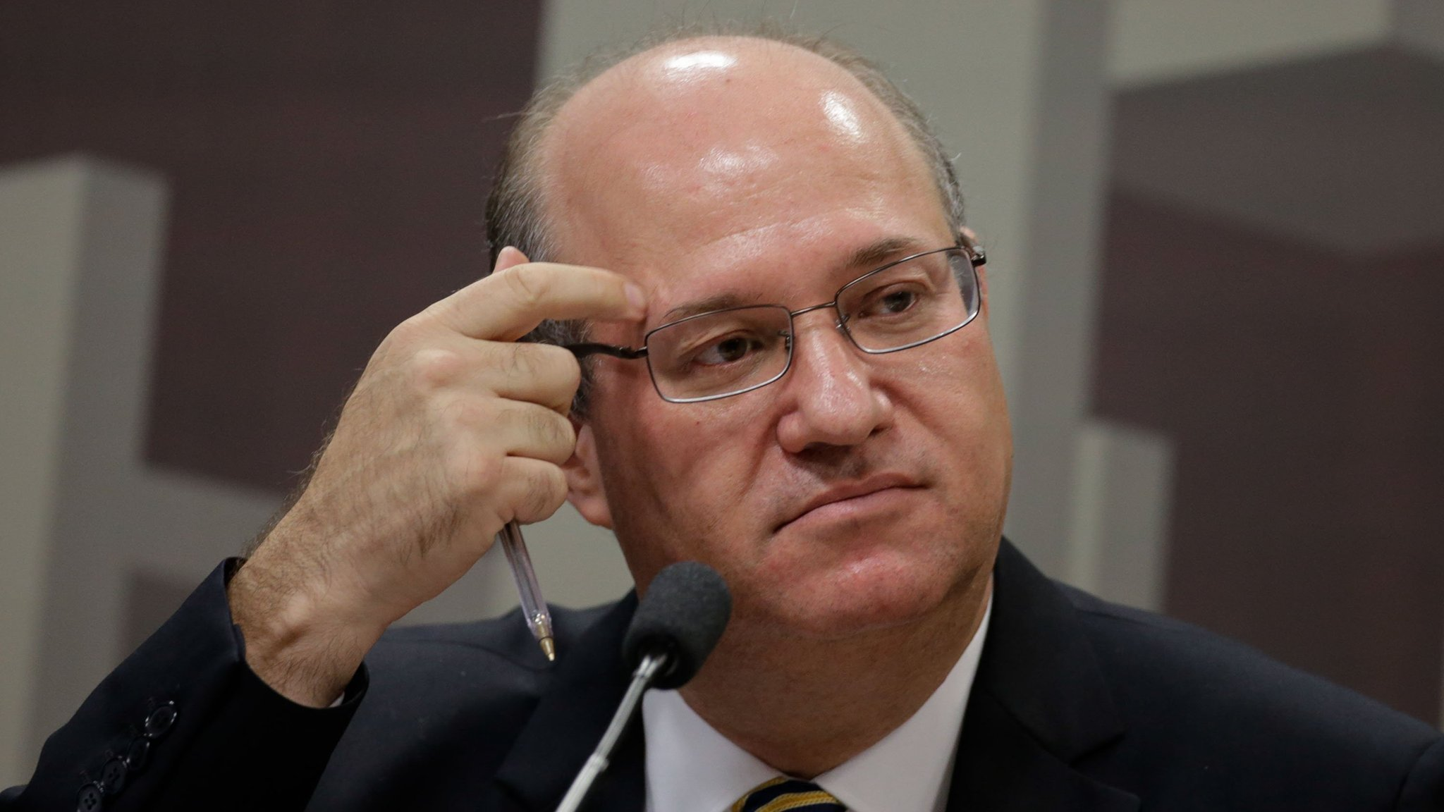 Image result for ft Ilan Goldfajn, president of the Central Bank of Brazil,