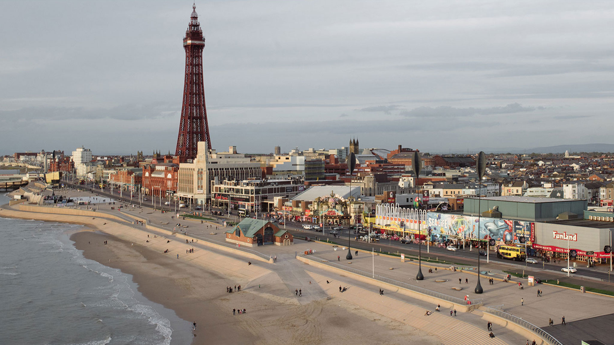 Blackpool: a forgotten town