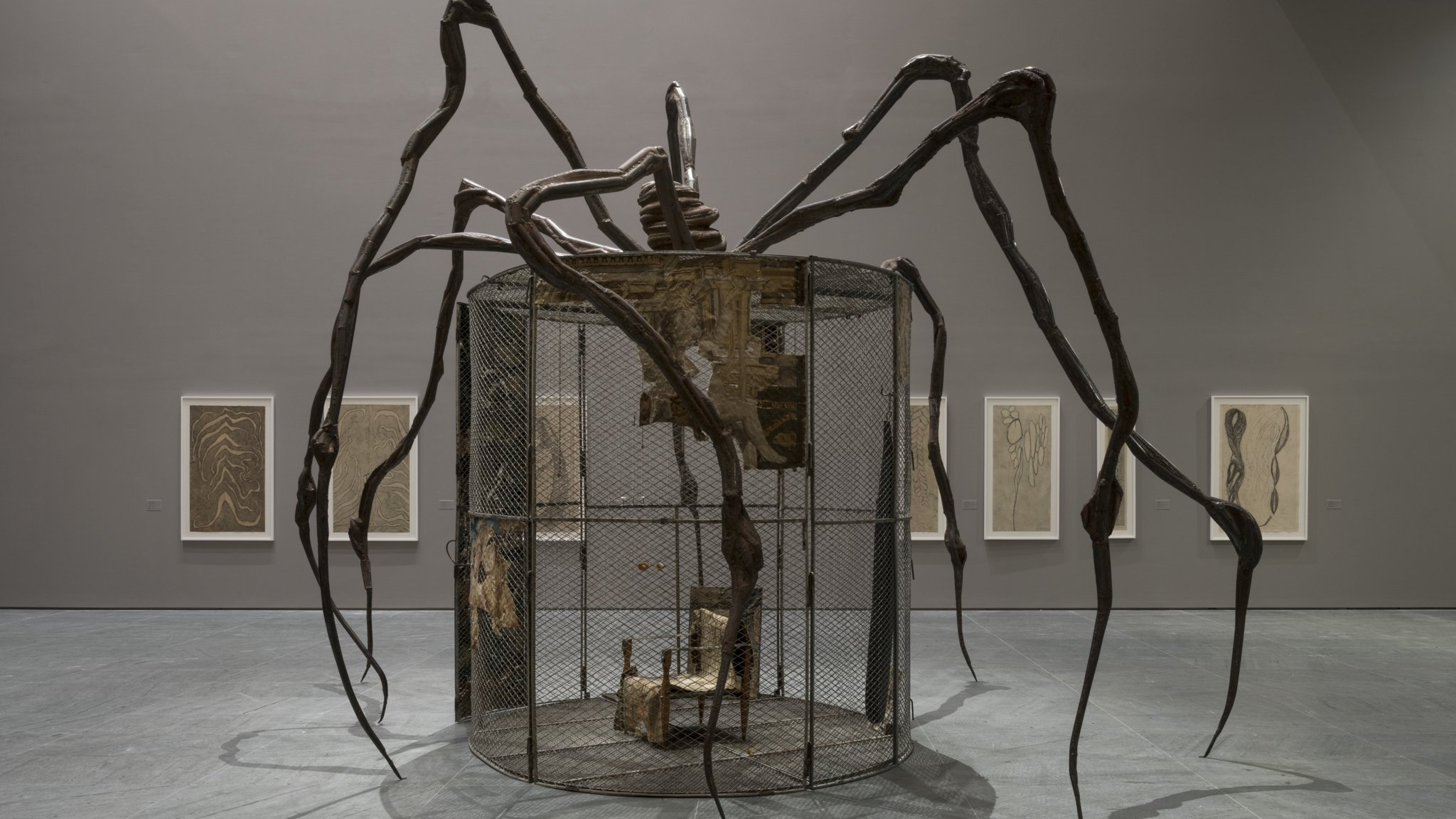 Louise bourgeois at moma a stunning web of thematic threads