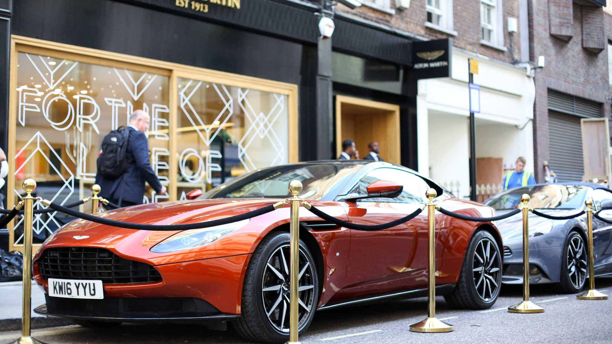 Aston Martin To Launch London Ipo Financial Times