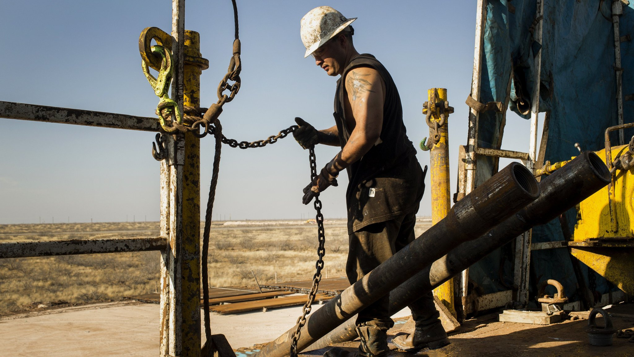 Shale powers US oil output to heights of 1970