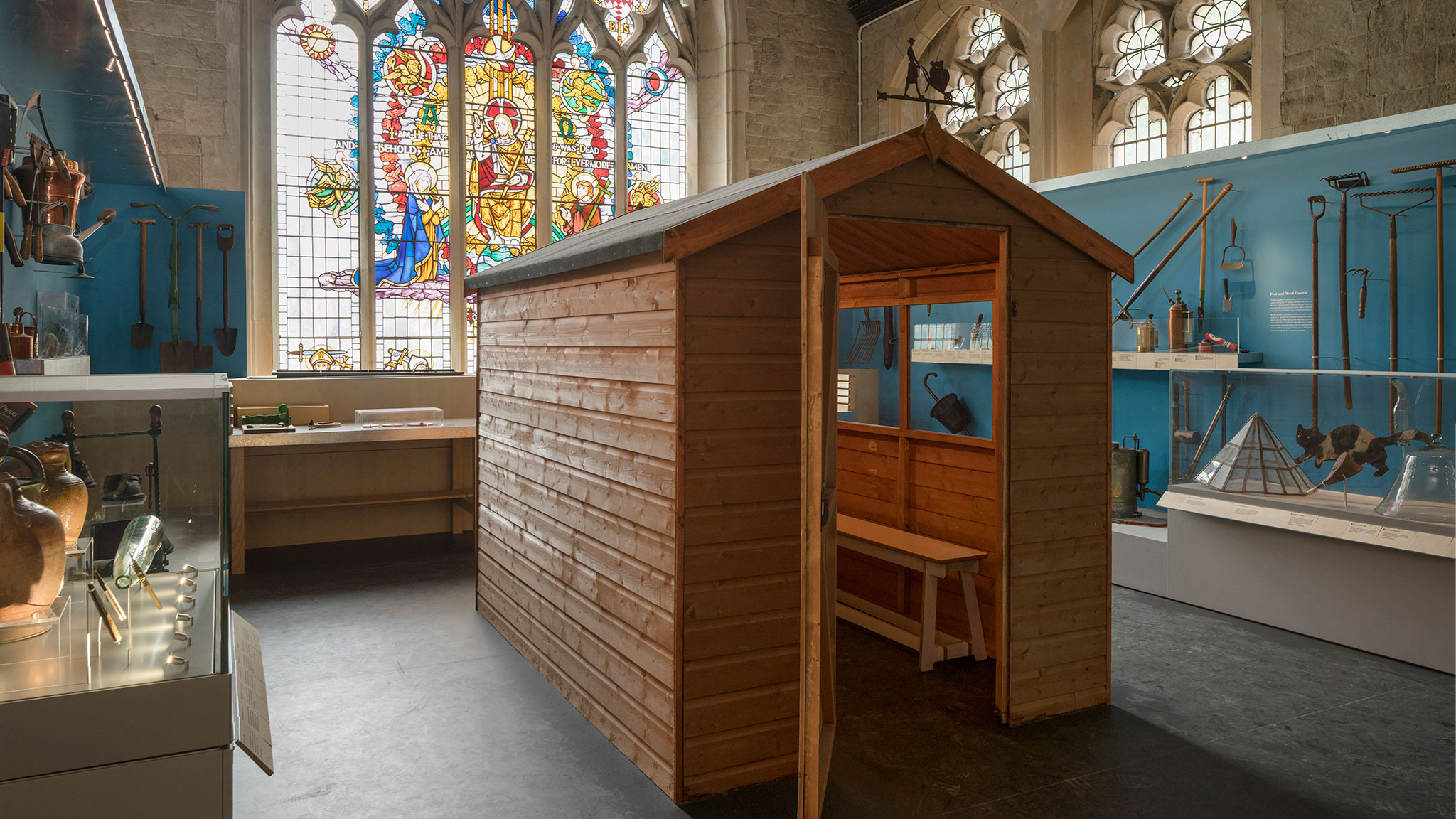 London\'s new-look Garden Museum offers a hymn to horticulture ...
