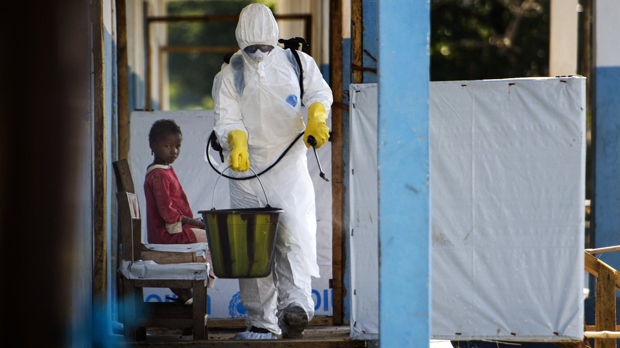 Global health equity is needed to prevent an Ebola pandemic