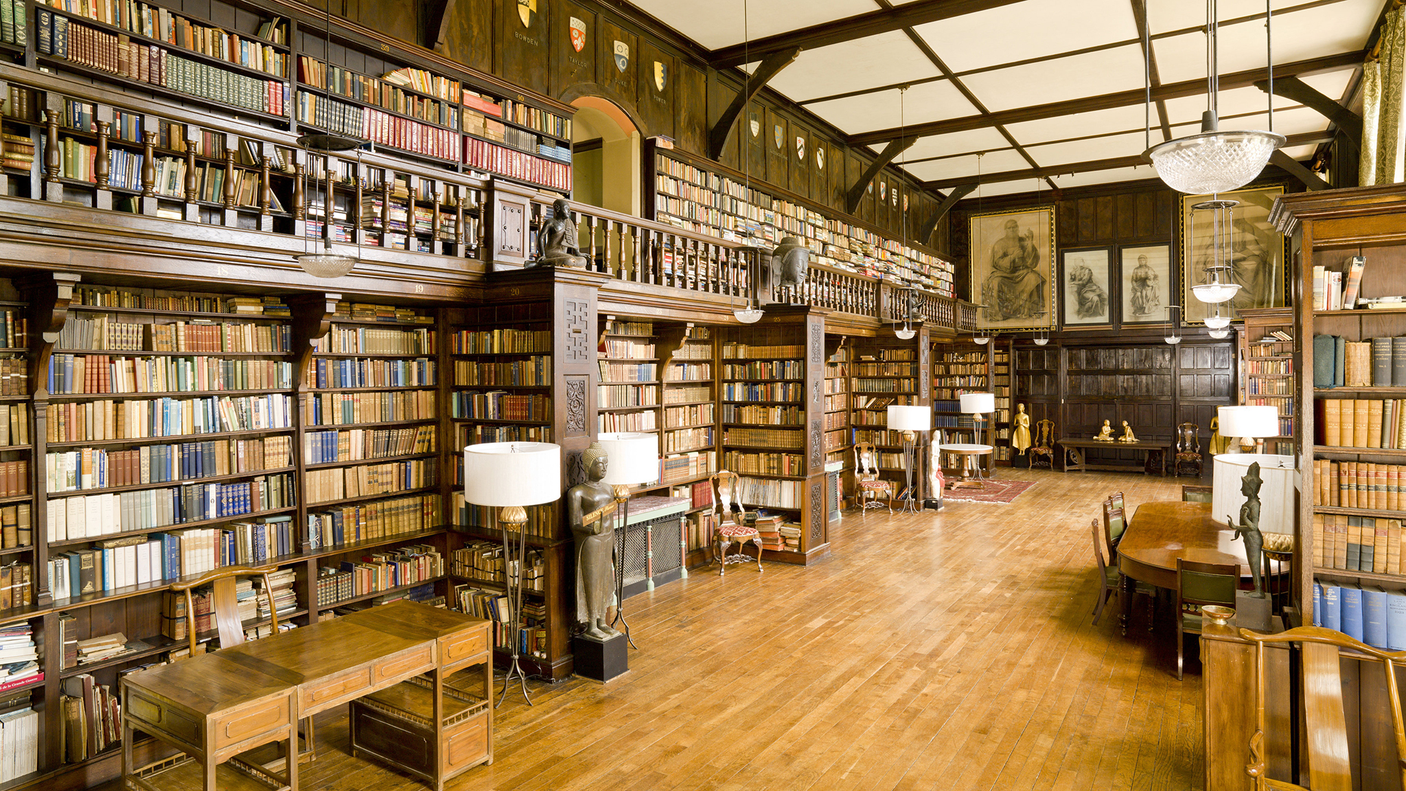 Hot Properties Homes With Libraries Financial Times