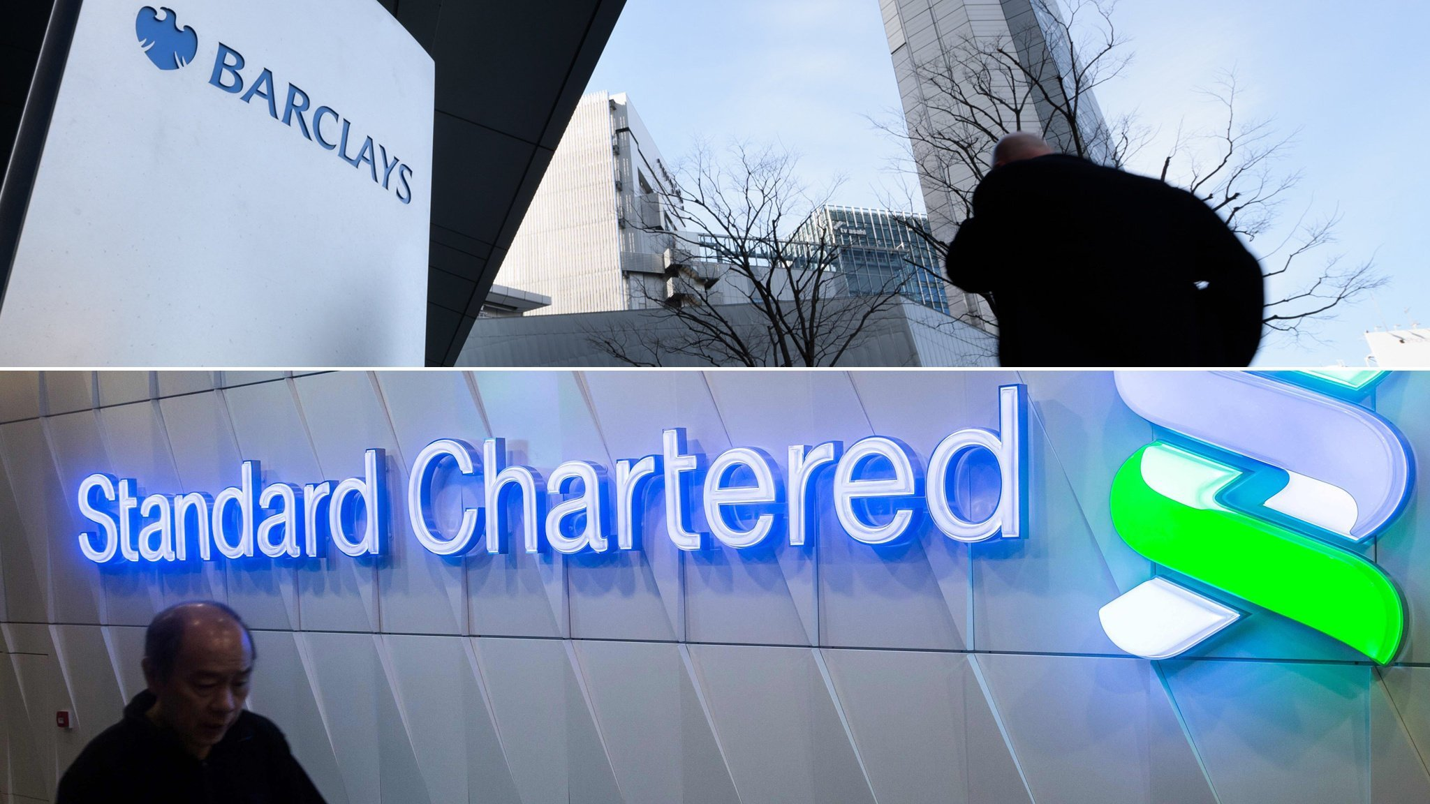 Standard Chartered Says The Grass Is Greener But It Is Unusual Financial Times