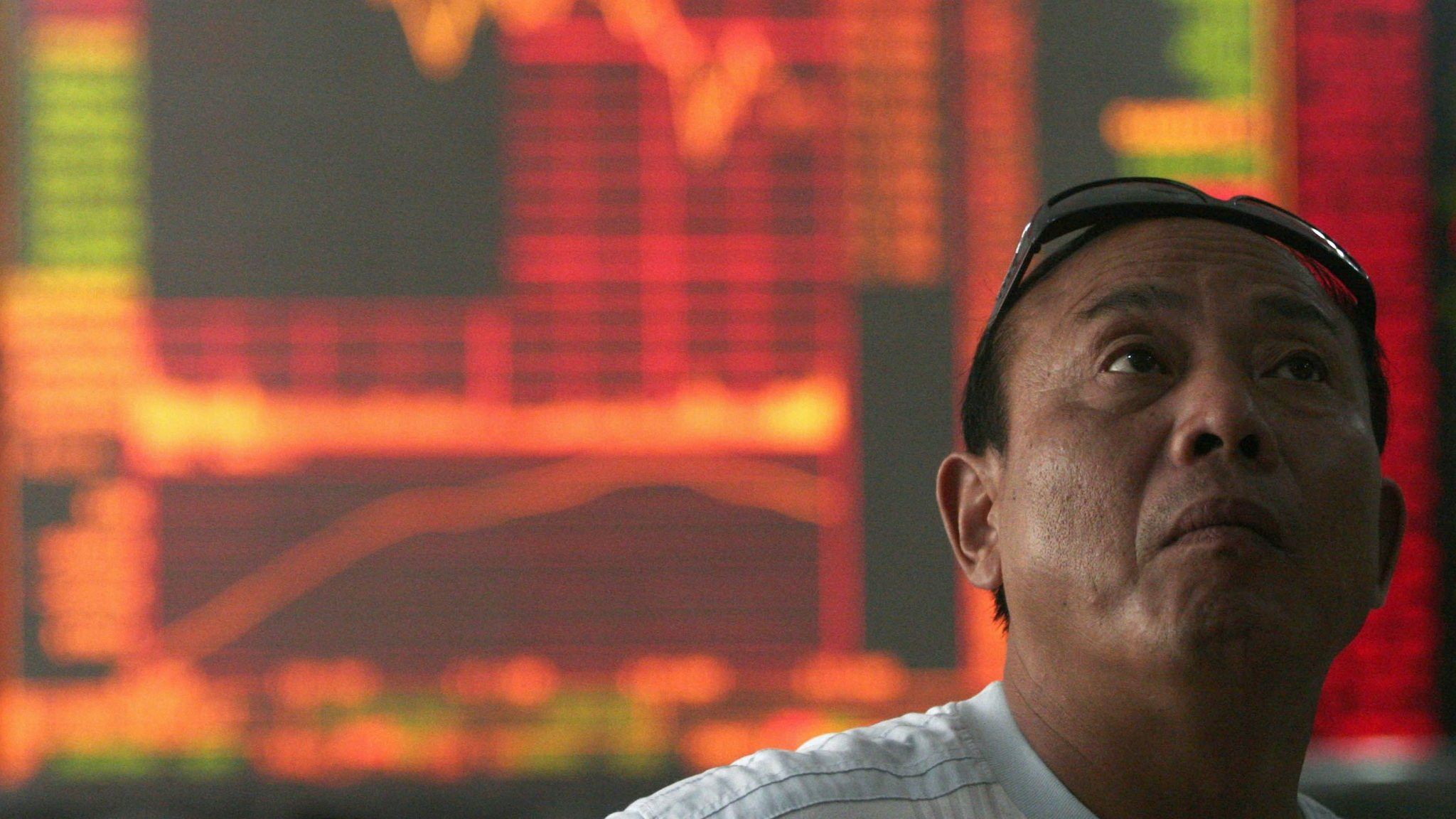 China stocks find support after sell-off