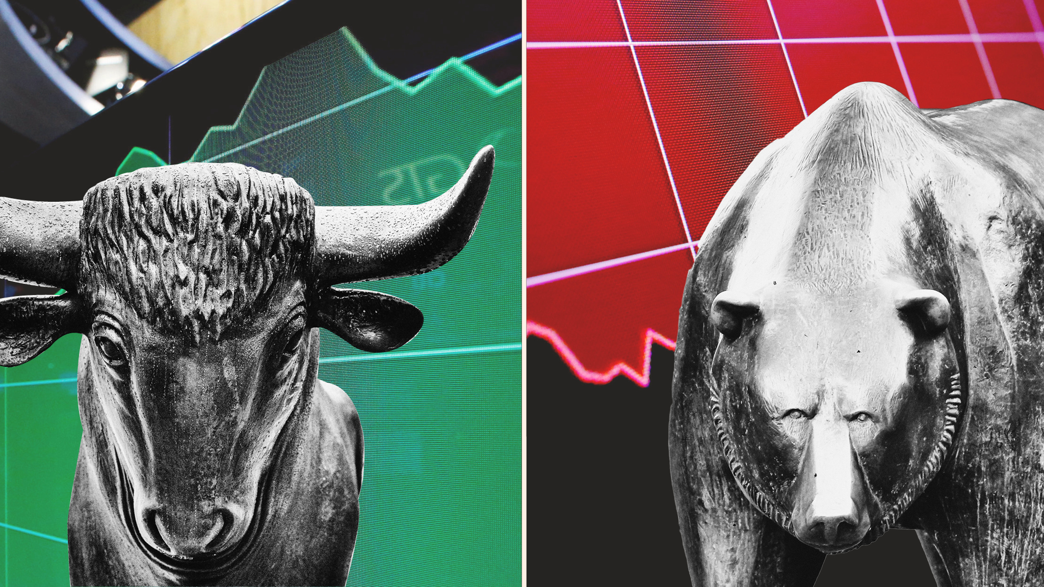 New year's global stock market 'melt-up' silences bears