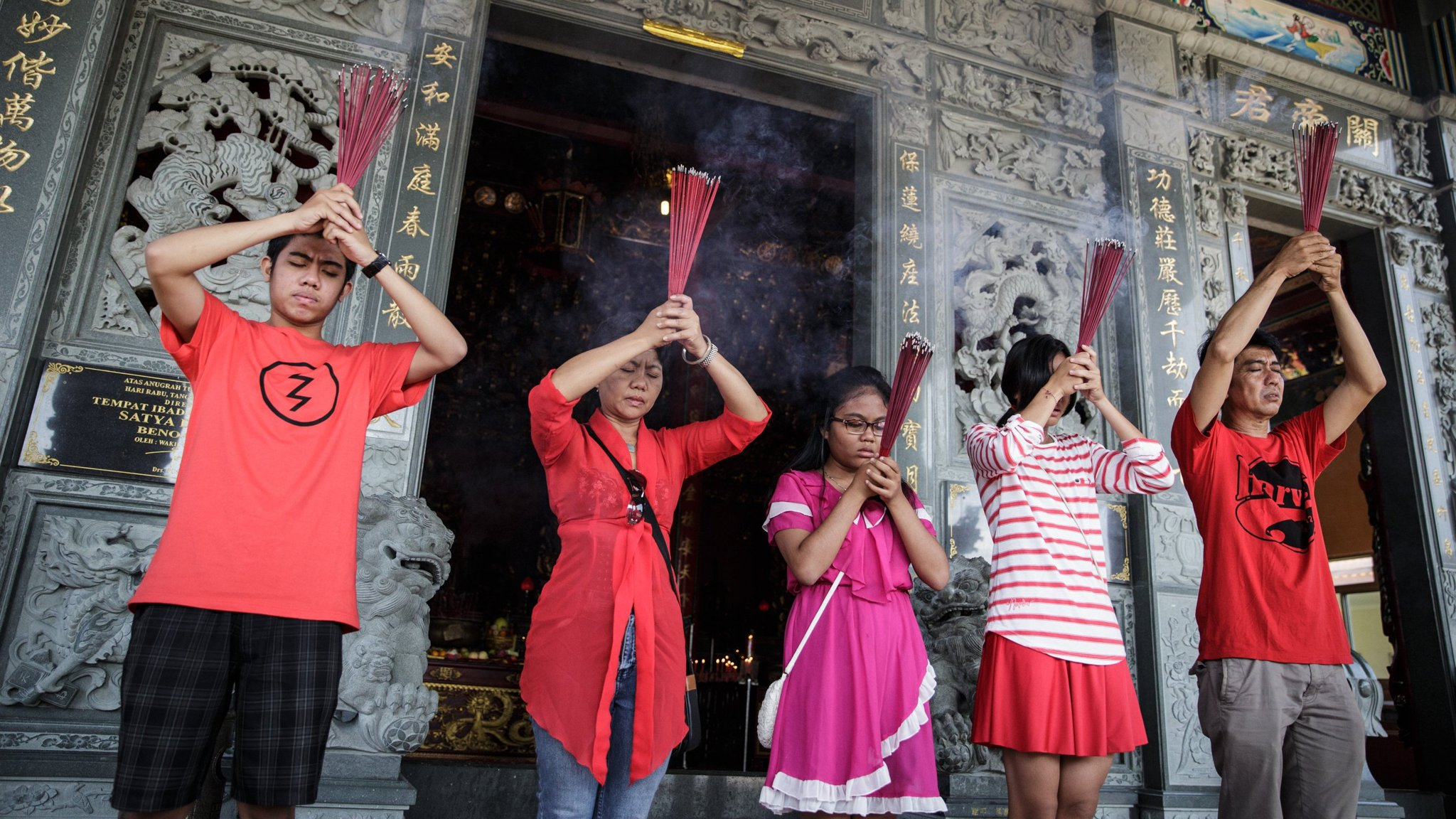 Indonesia S Chinese Population Fears Rising Ethnic Tensions