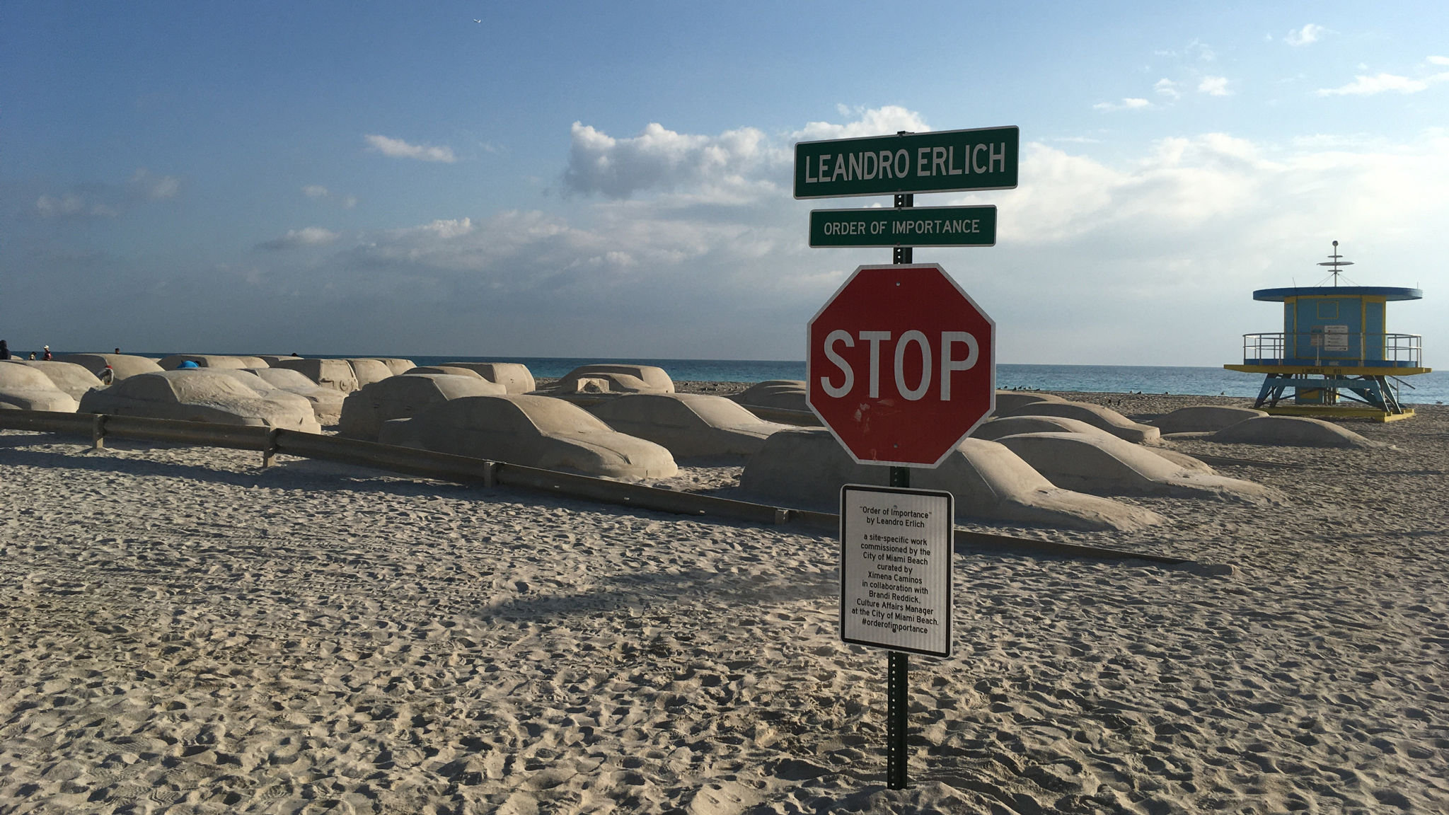 Rallying cry about climate change comes to Miami Beach