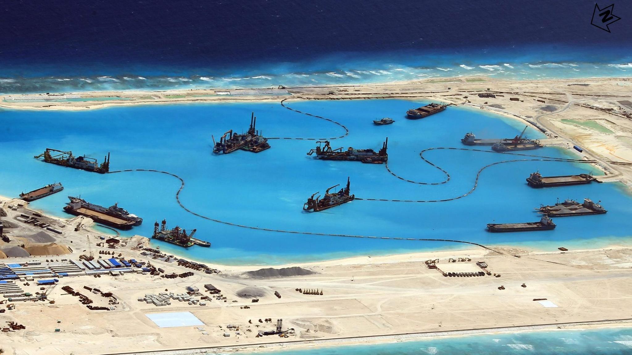 south china sea island maker seeks foreign flotation financial times