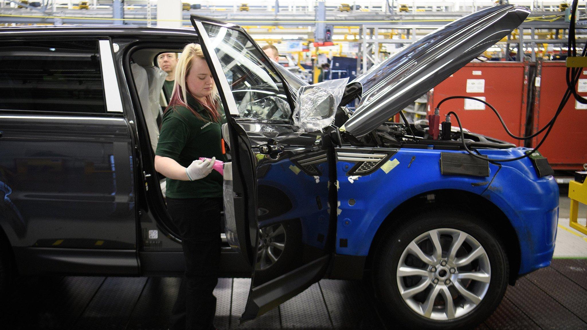 Jaguar Land Rover plans to cut 1,000 jobs after UK sales fall ...