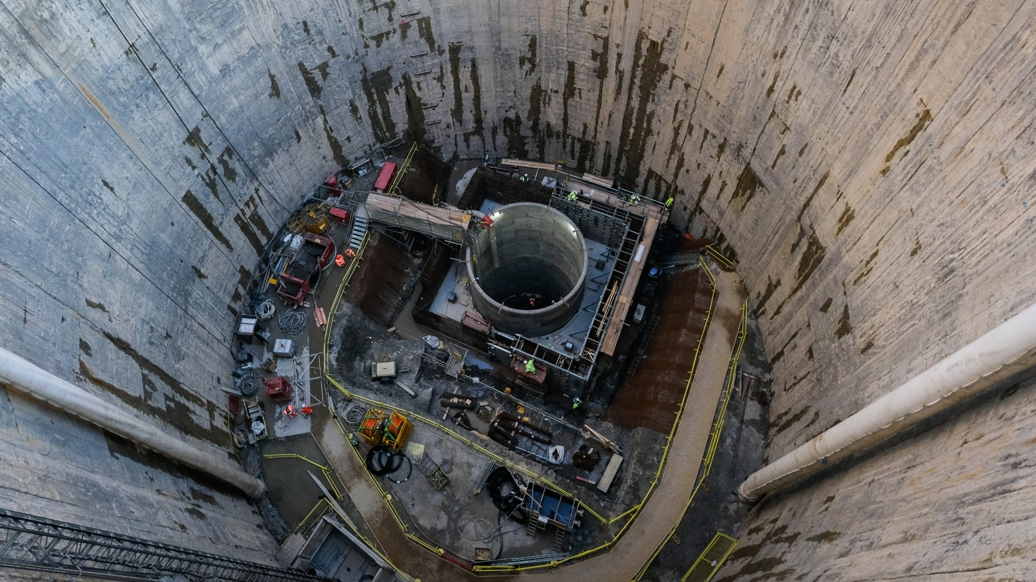 Sirius Minerals digs deep to make $5bn fertiliser mine a