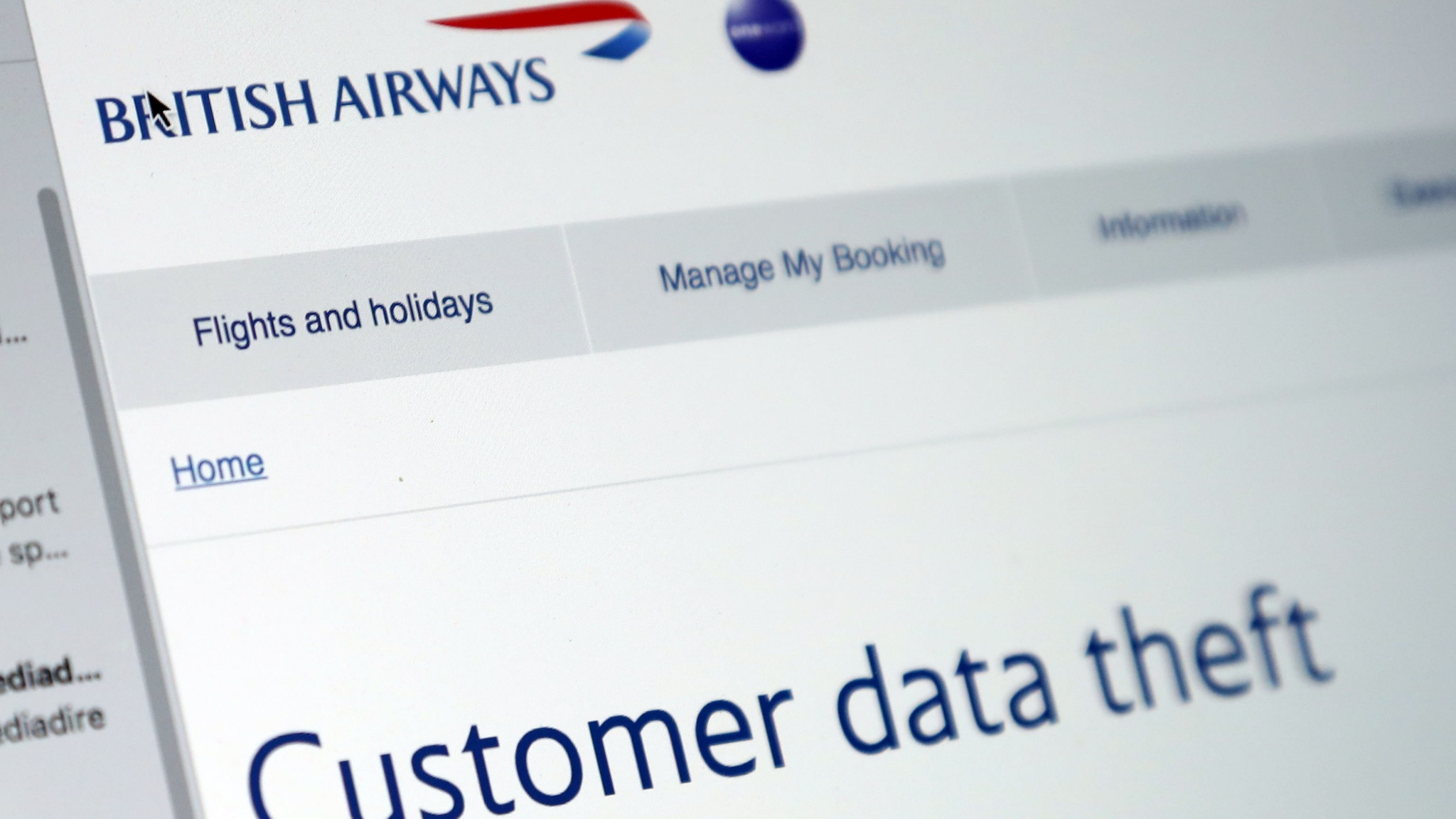 British Airways says customer hack much bigger than it thought