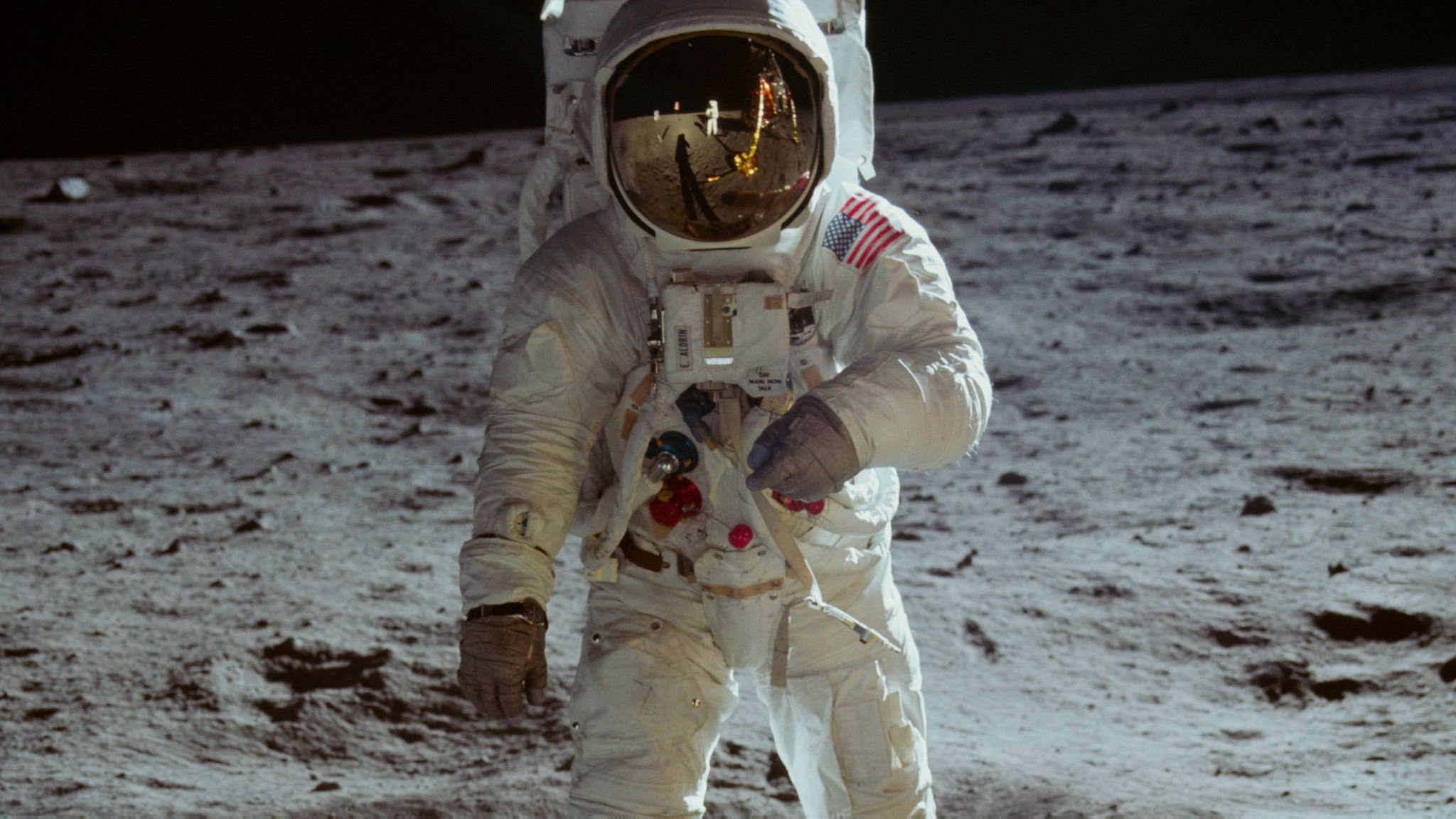 Apollo 11 and Armstrong — two films to make us see the Moon landing